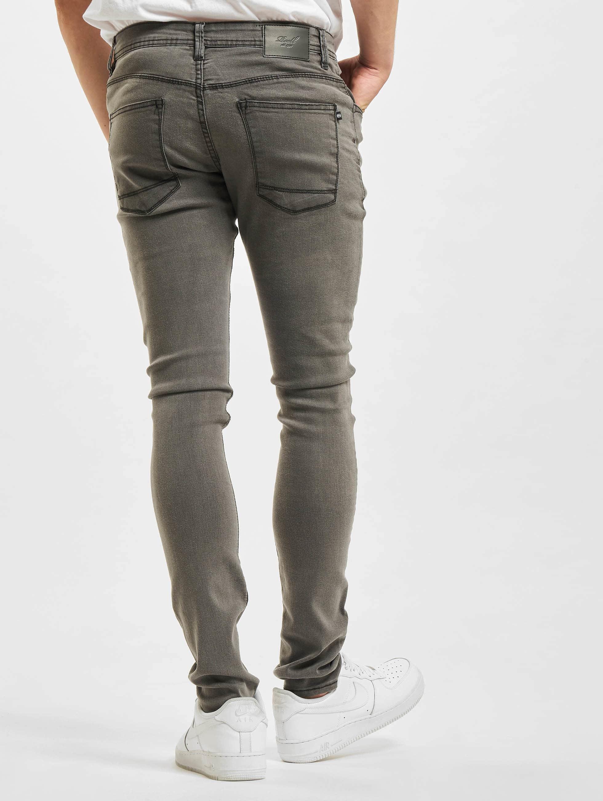 Reell Jeans Kapeat farkut Radar harmaa