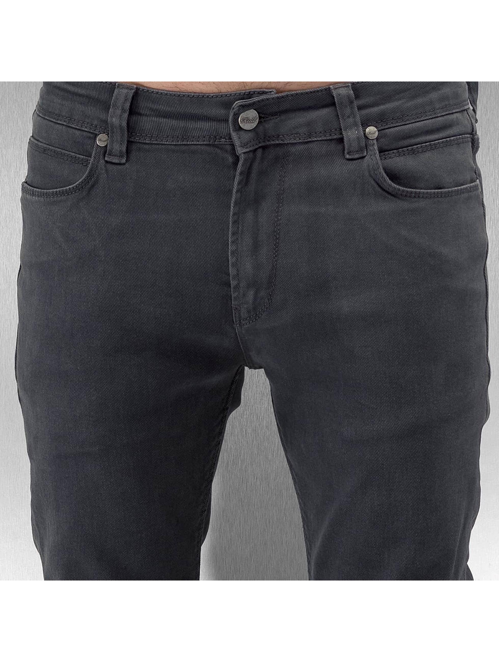 Reell Jeans Kapeat farkut Skin II harmaa