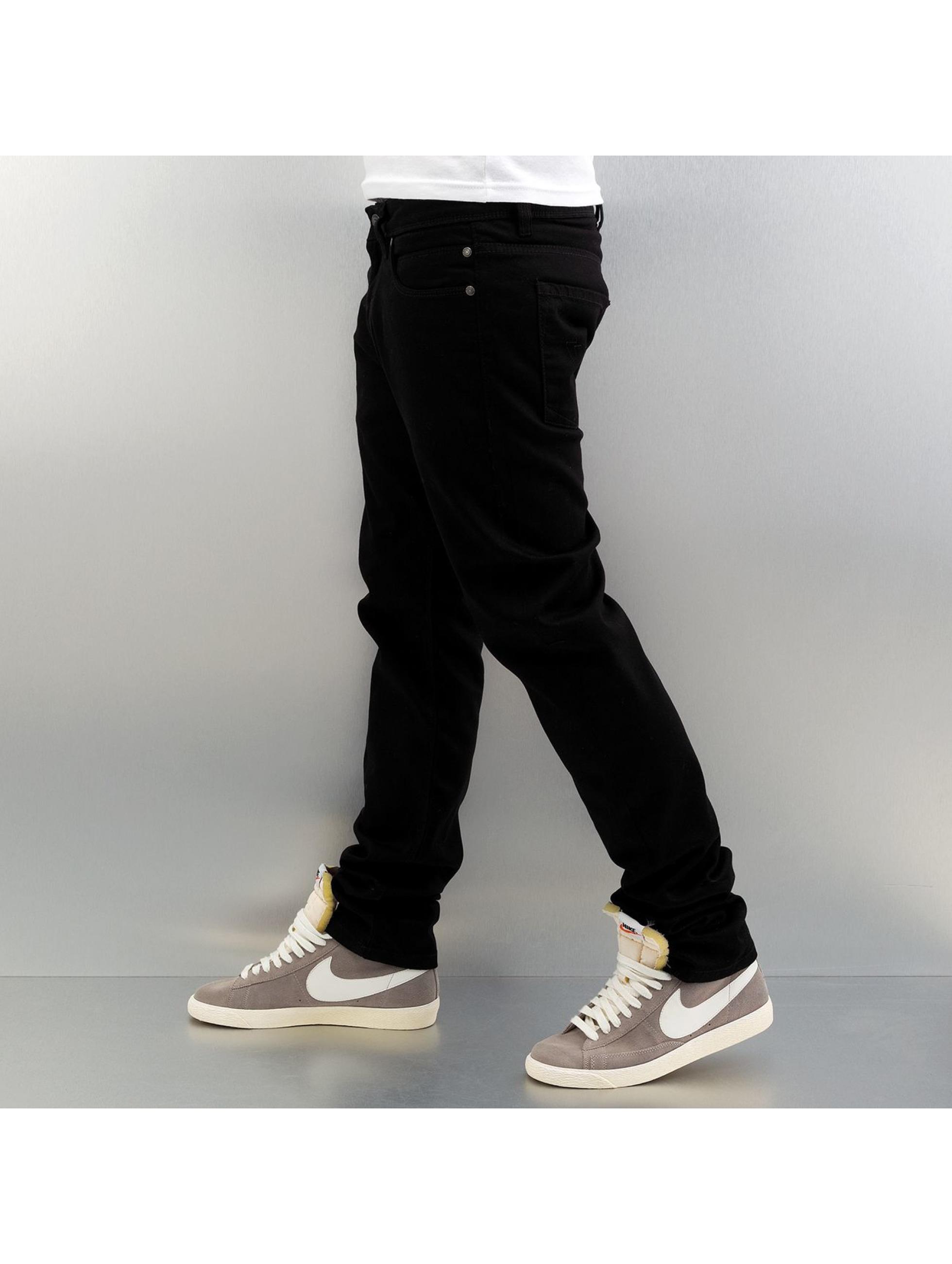 Reell Jeans Kapeat farkut Skin Stretch musta