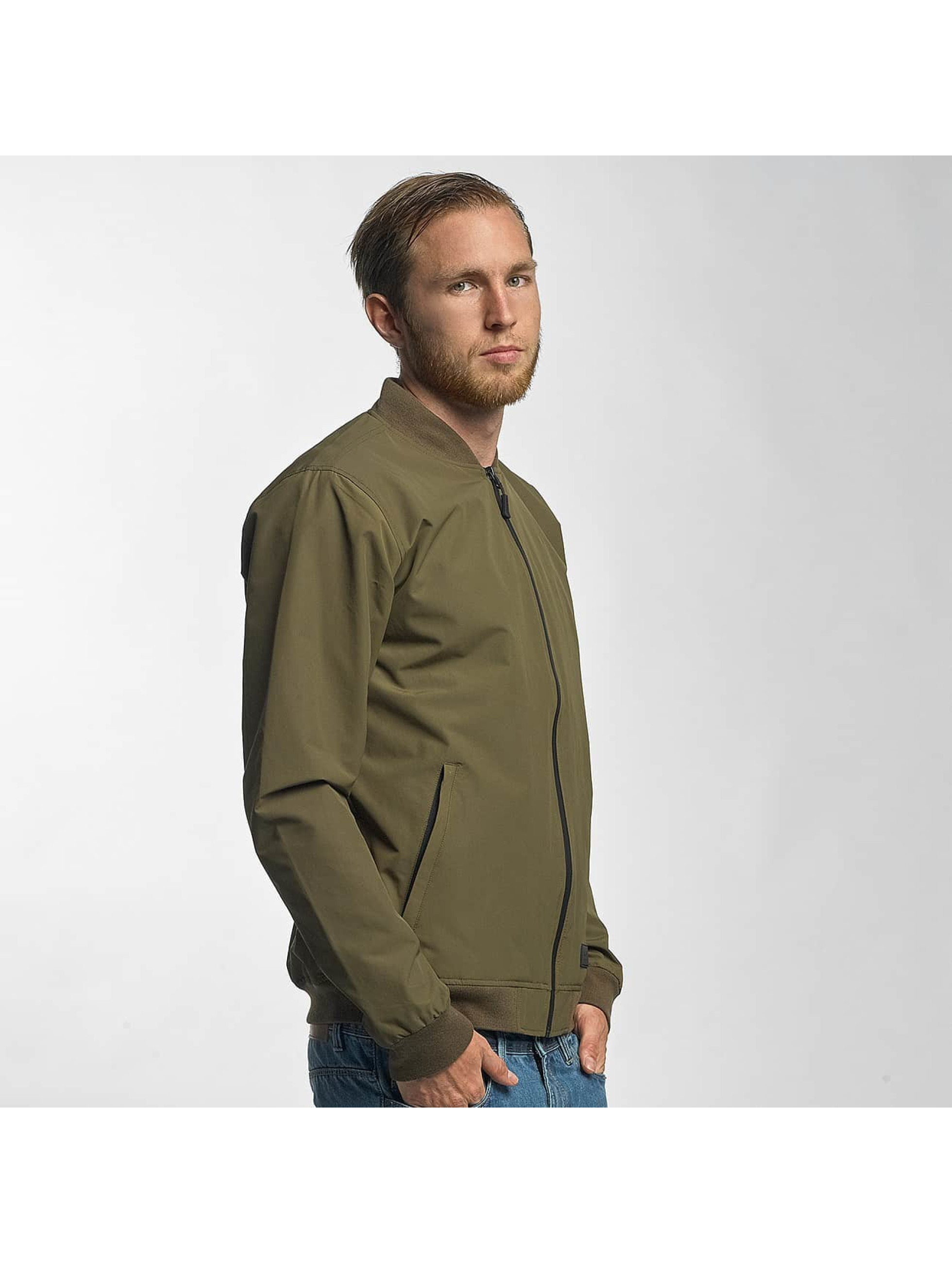 Reell Jeans Lightweight Jacket Technical Flight olive