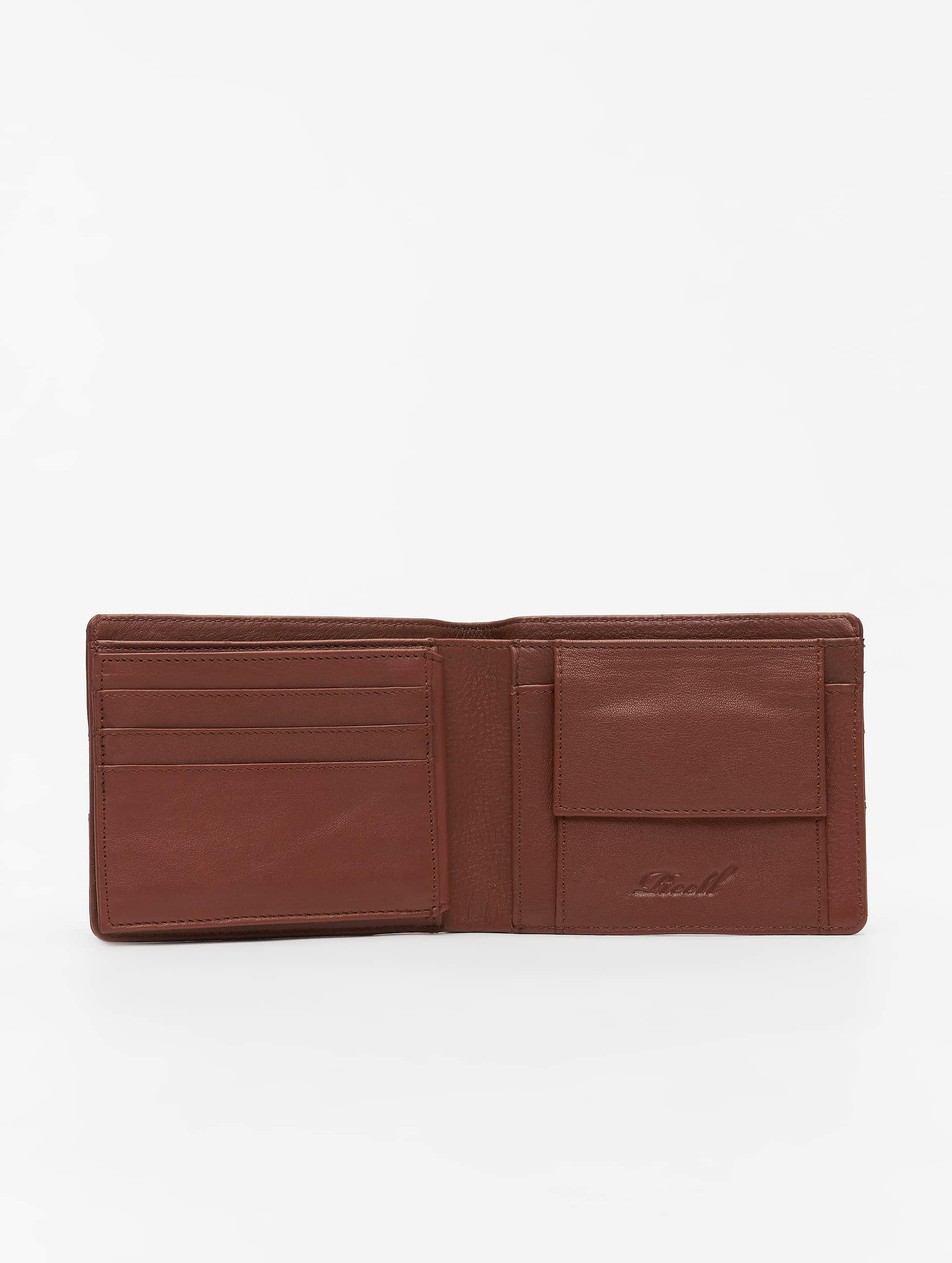 Reell Jeans Lommebøker Strap brun