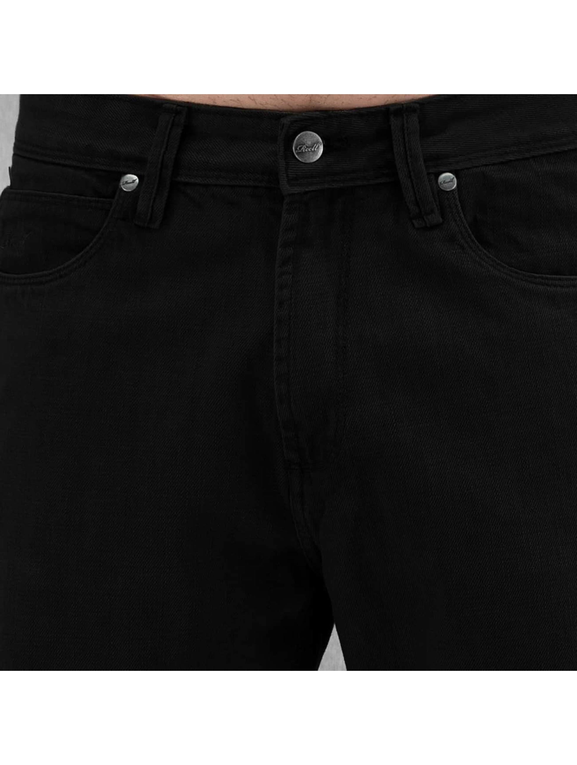Reell Jeans Nohavice Baggy Drifter èierna