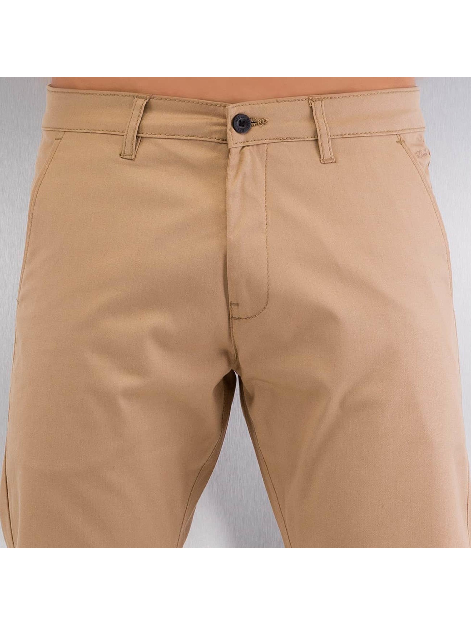 Reell Jeans Pantalon chino Straight Flex beige