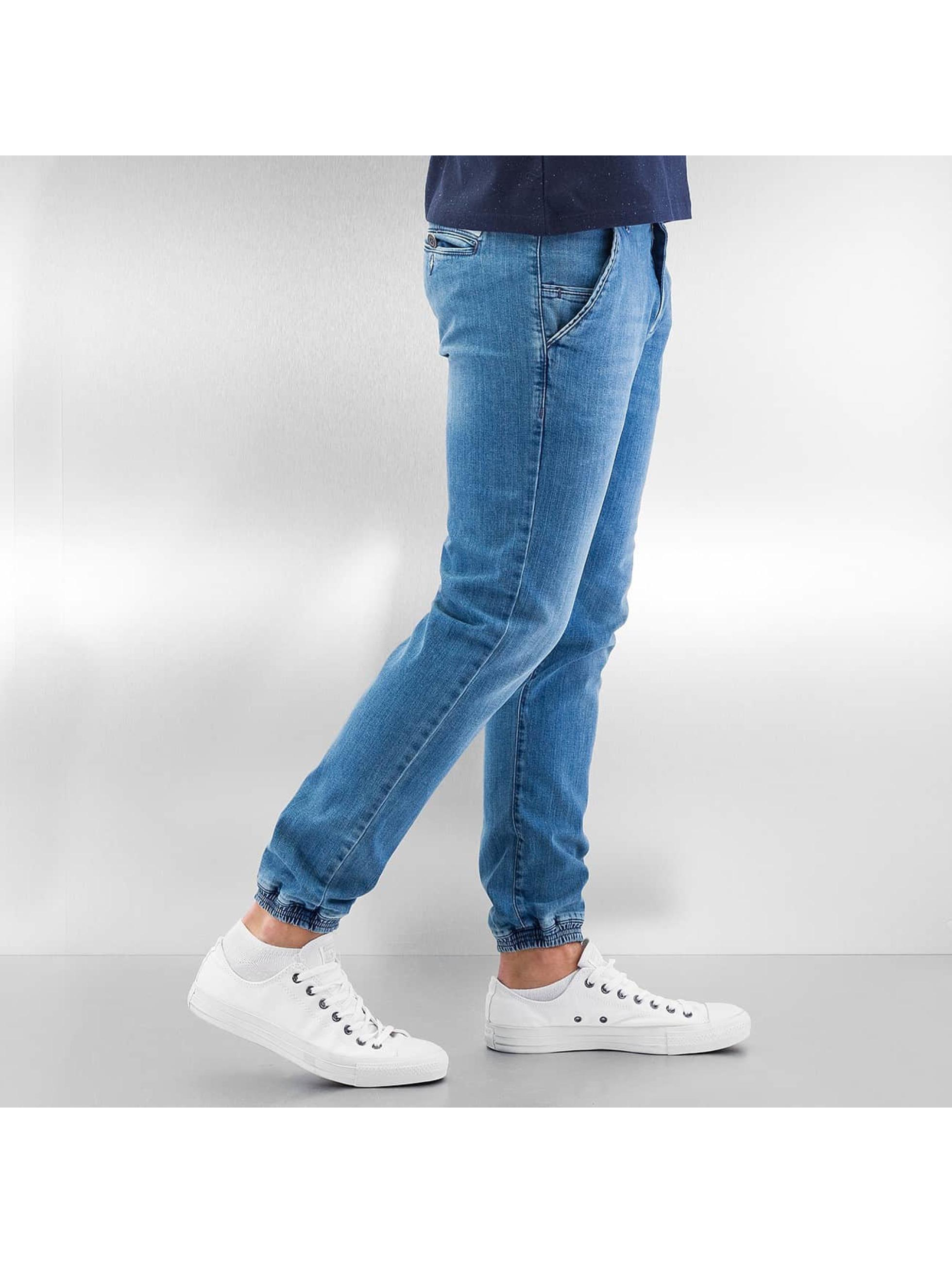 Reell Jeans Pantalon chino Jogger indigo