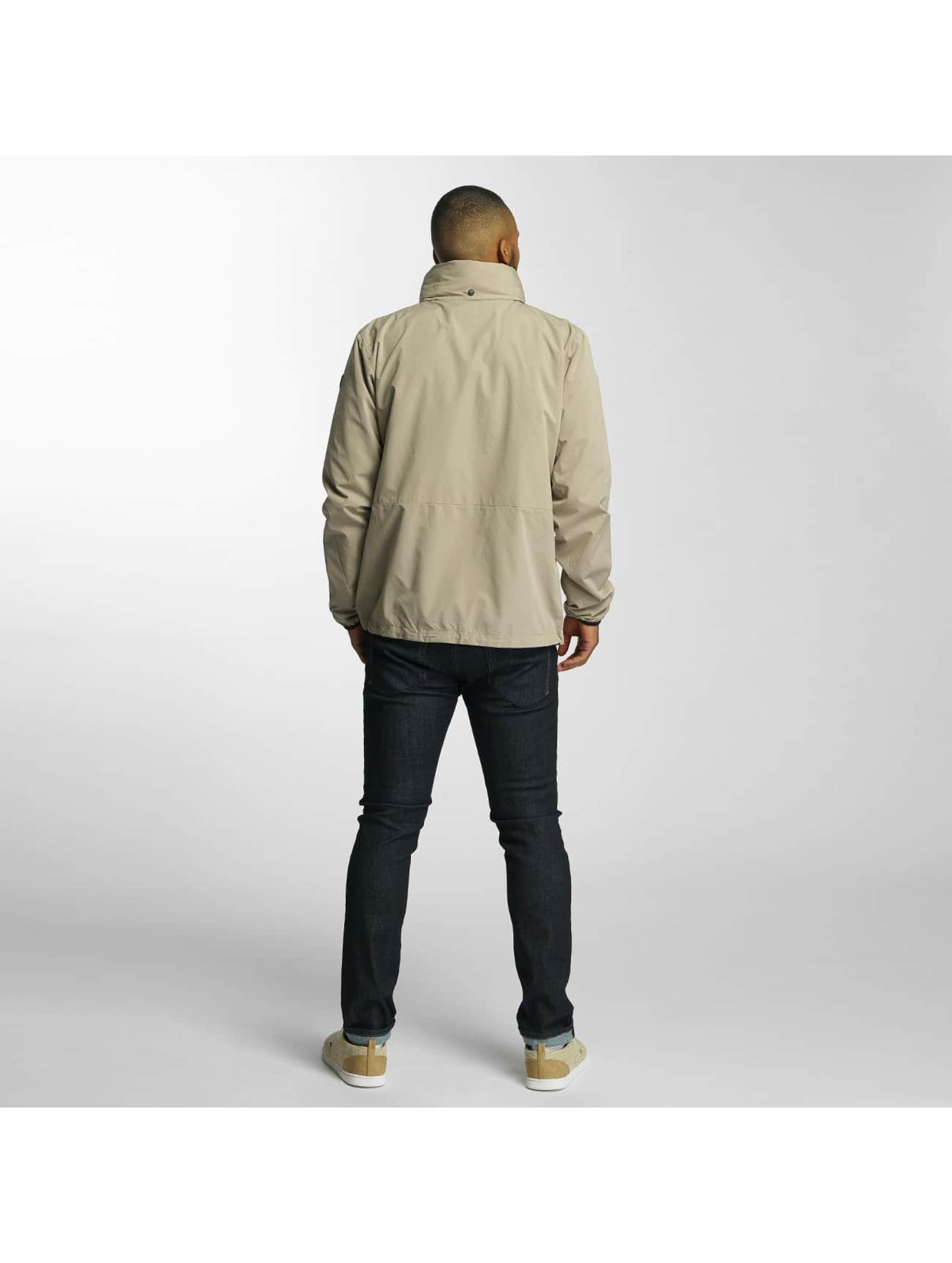 Reell Jeans Prechodné vetrovky Track béžová