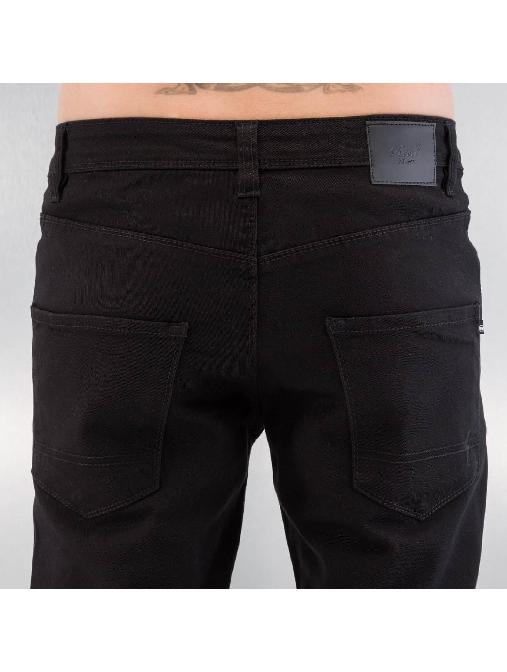 Reell Jeans Rovné Razor II èierna