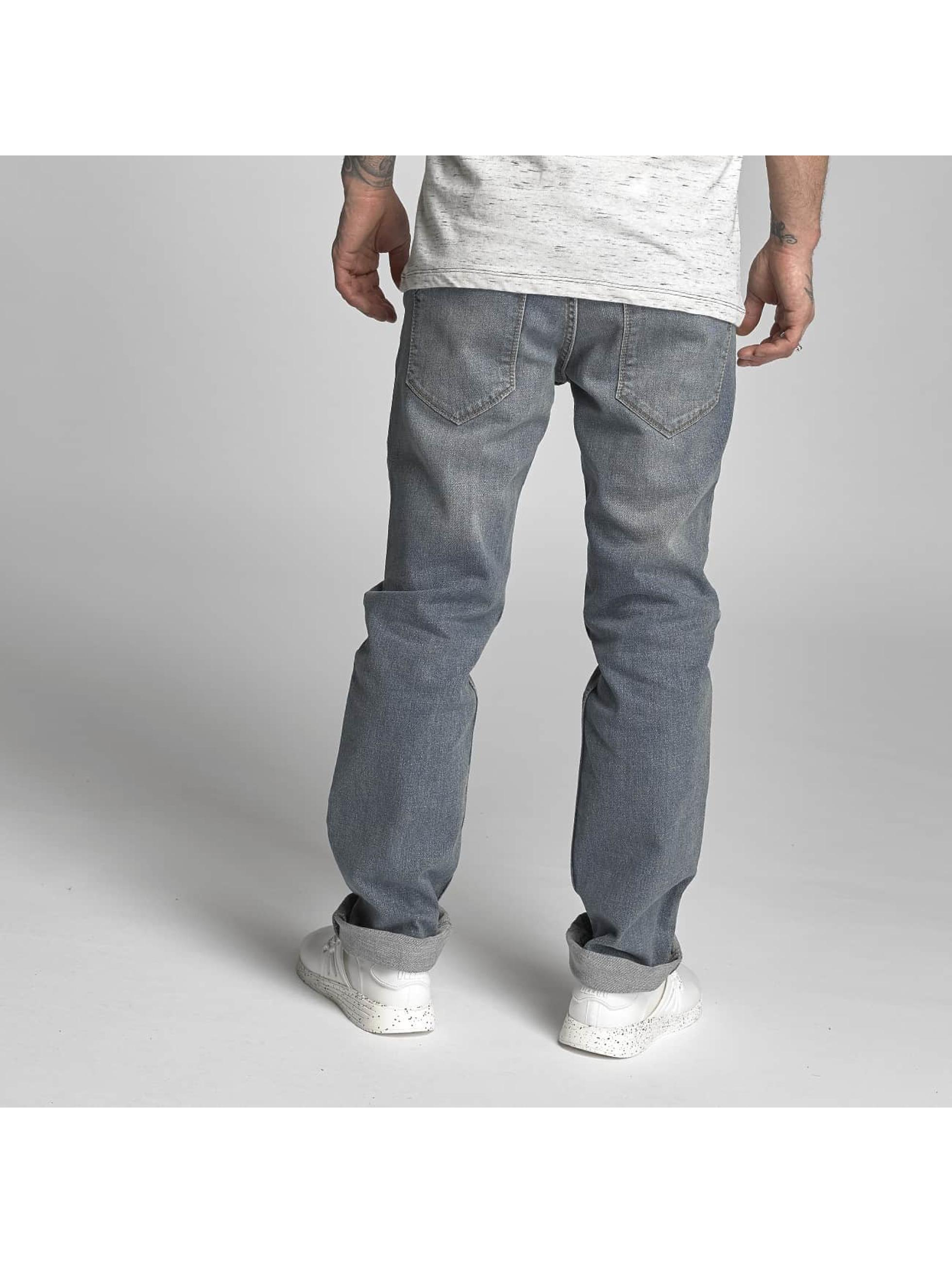Reell Jeans Rovné Lowfly modrá