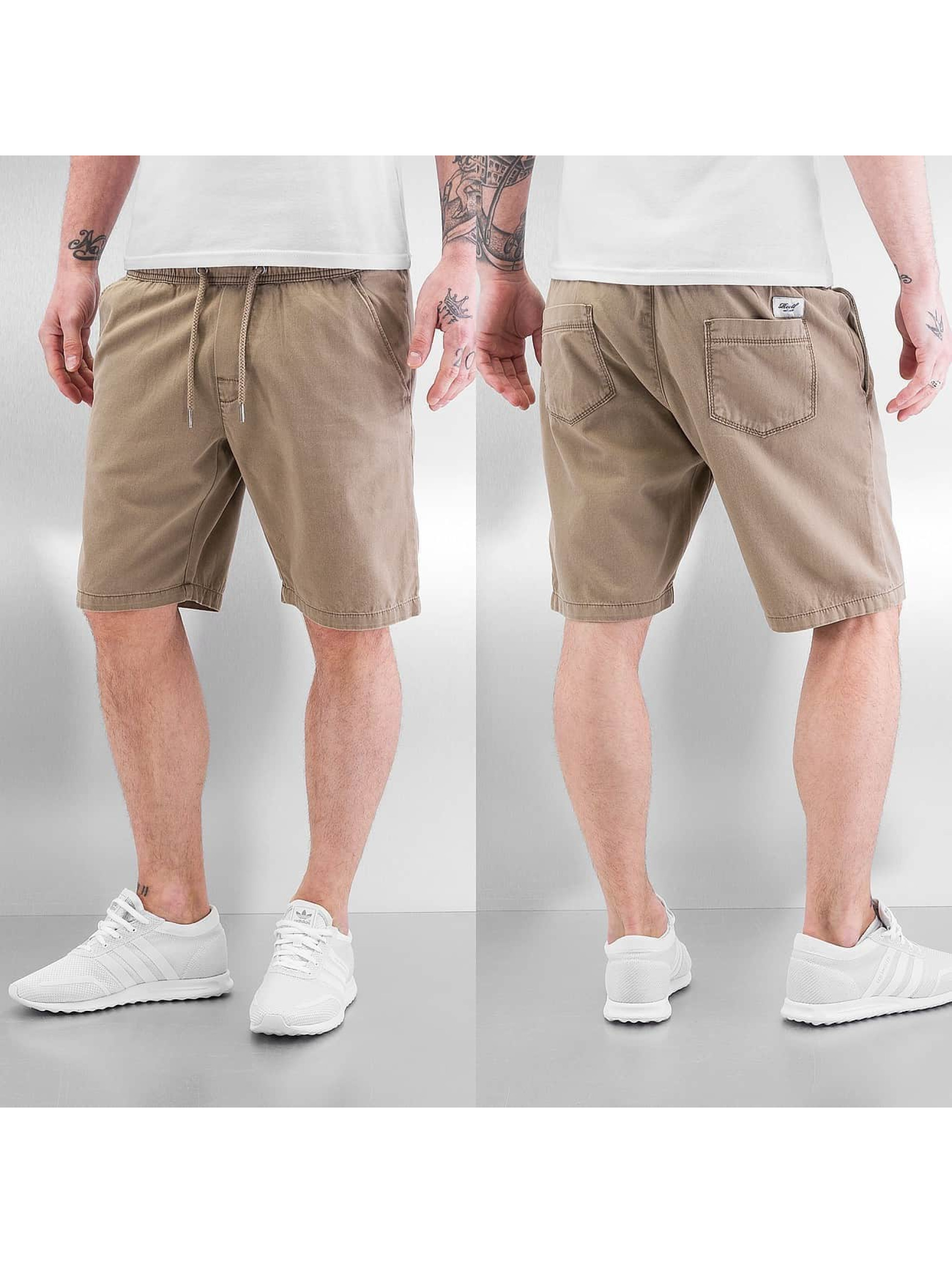 Reell Jeans Short Easy kaki