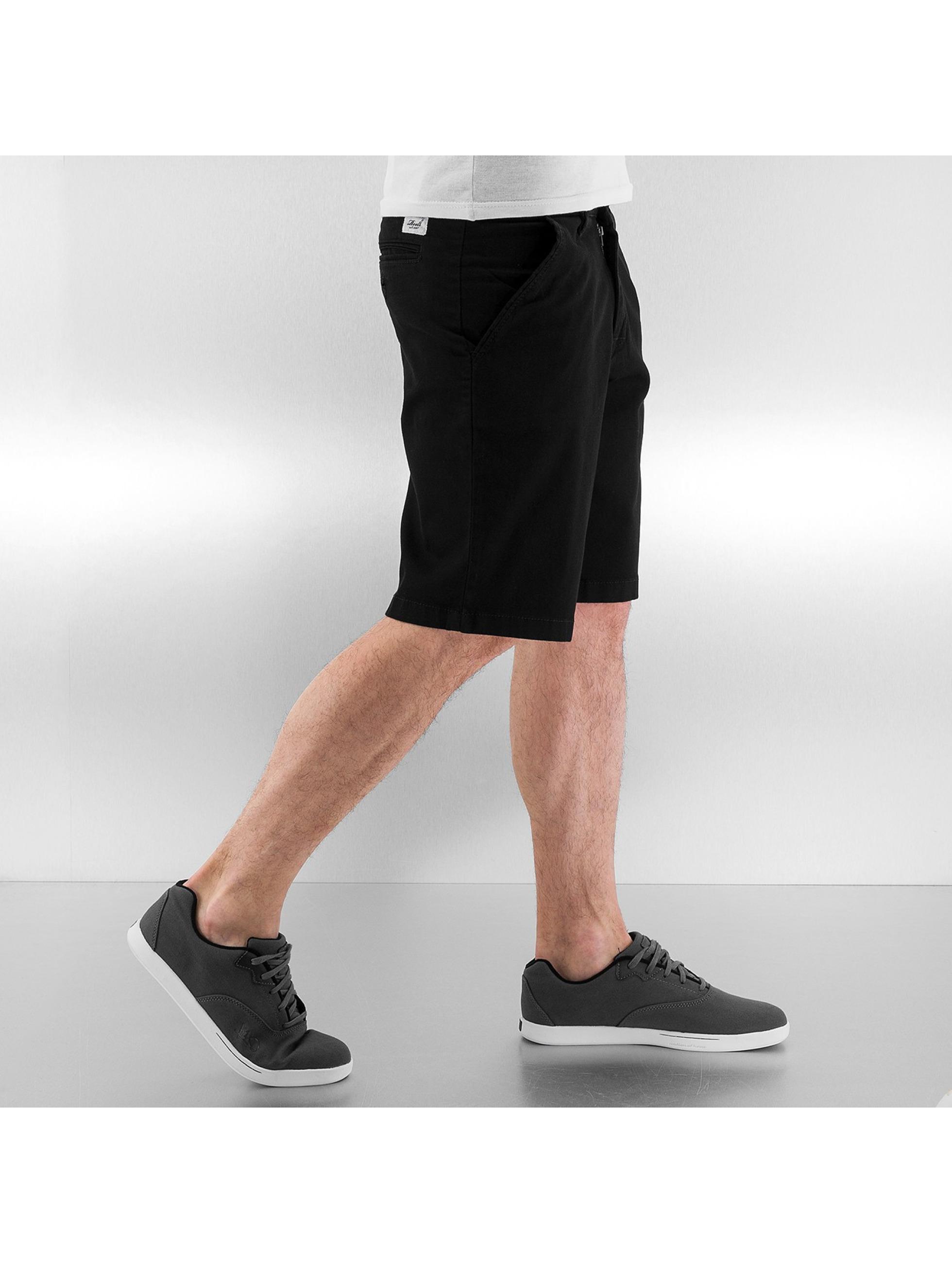 Reell Jeans Short Flex Grip Chino noir