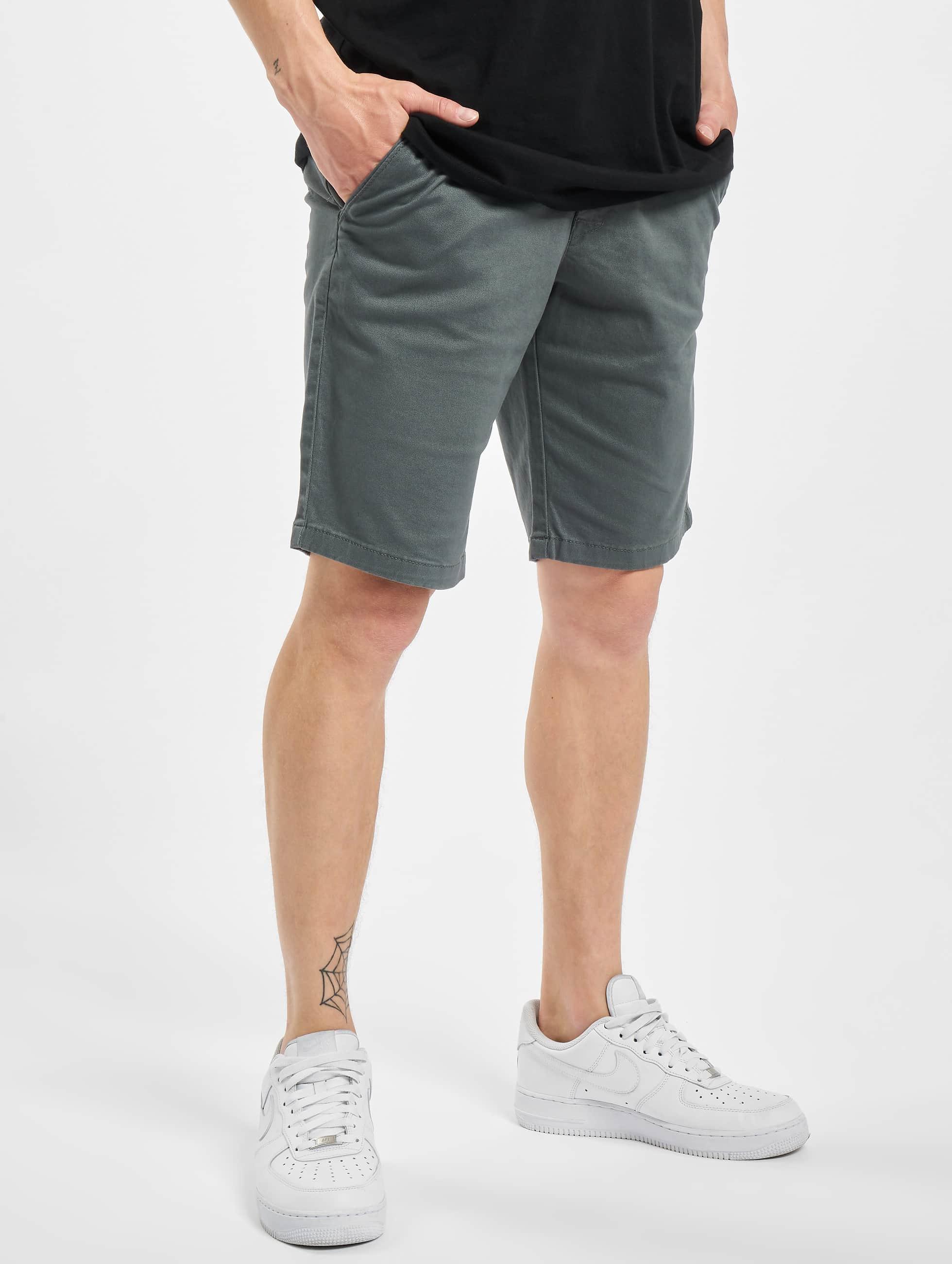 Reell Jeans Shorts Flex Grip Chino grau