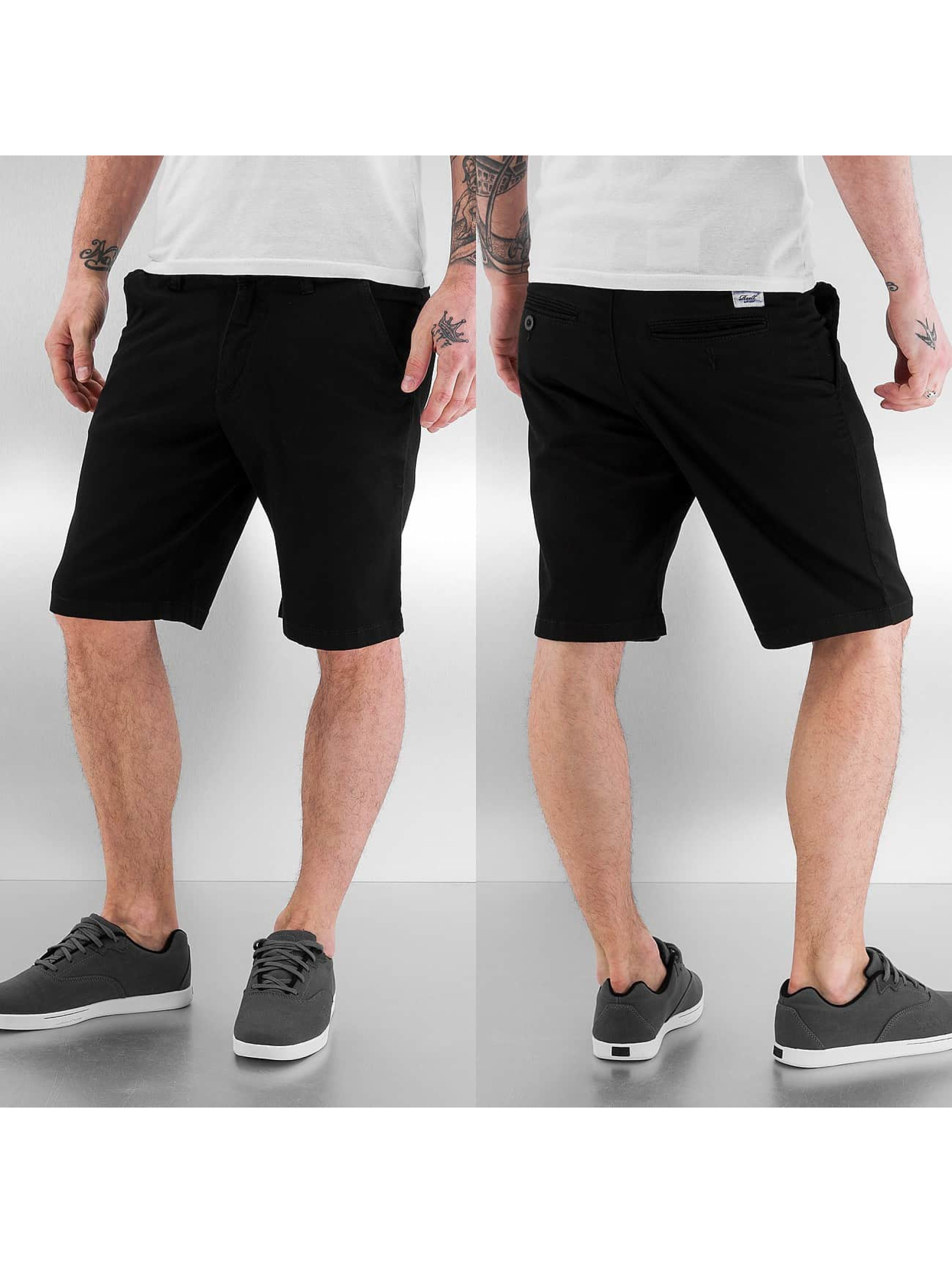 Reell Jeans shorts Flex Grip Chino zwart
