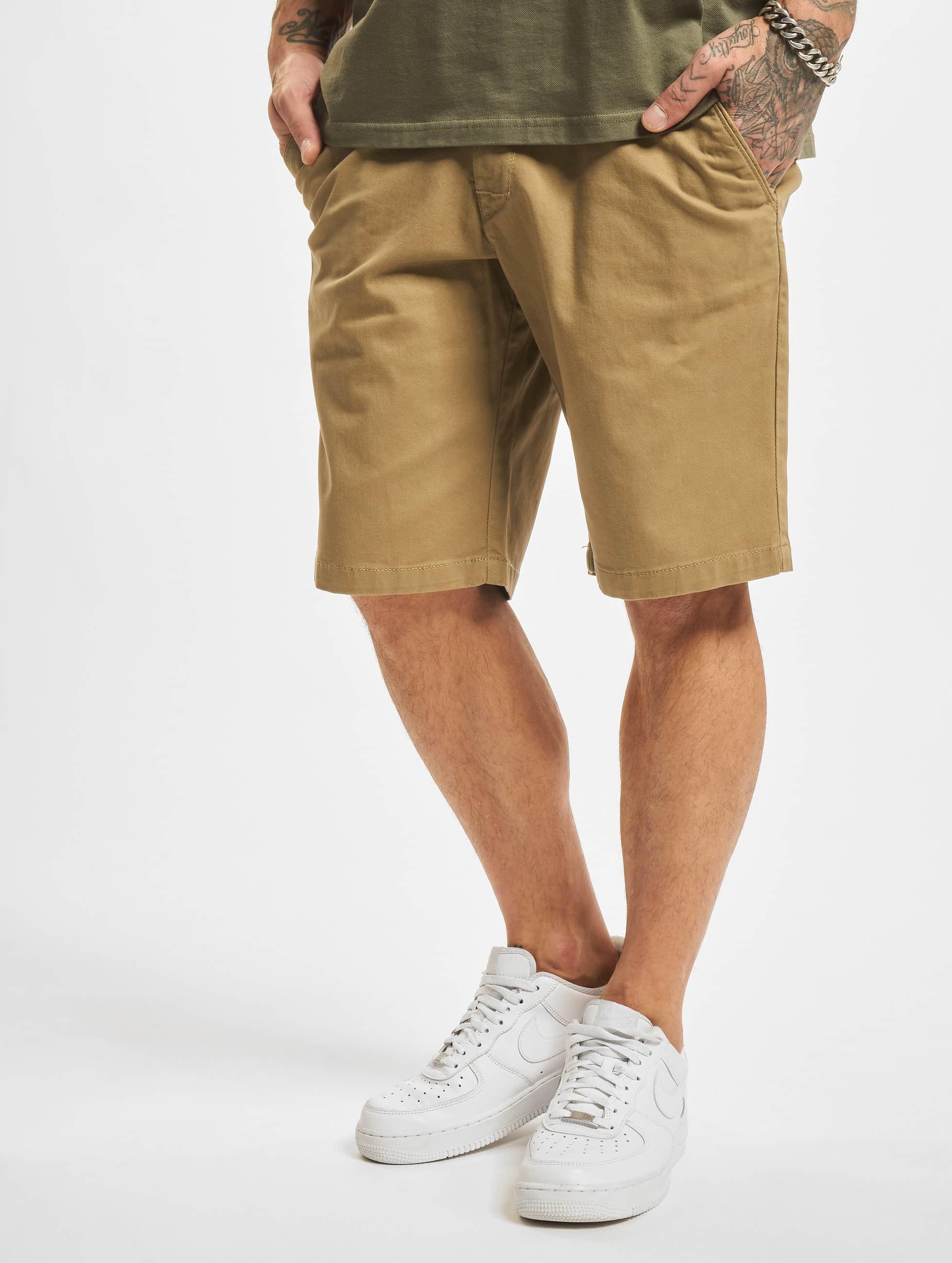 Reell Jeans Shortsit Flex Grip Chino beige