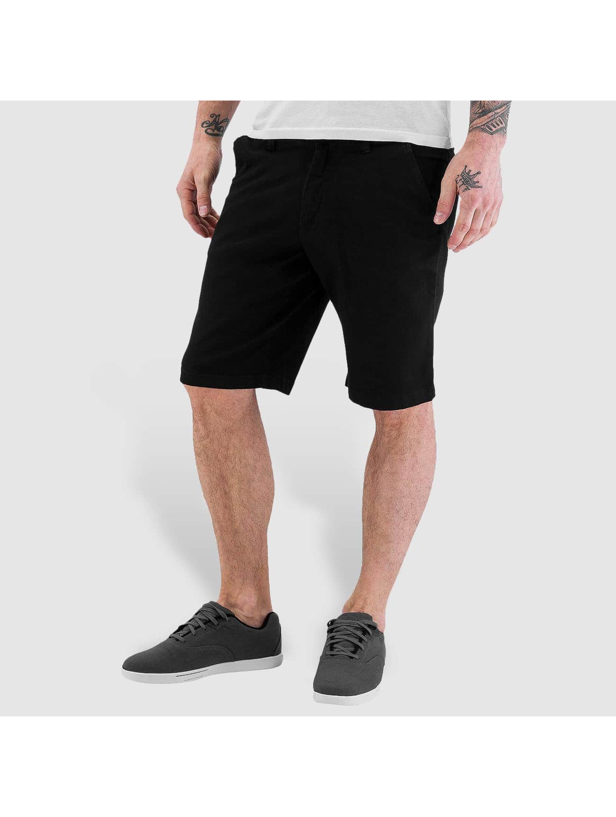Reell Jeans Shortsit Flex Grip Chino musta