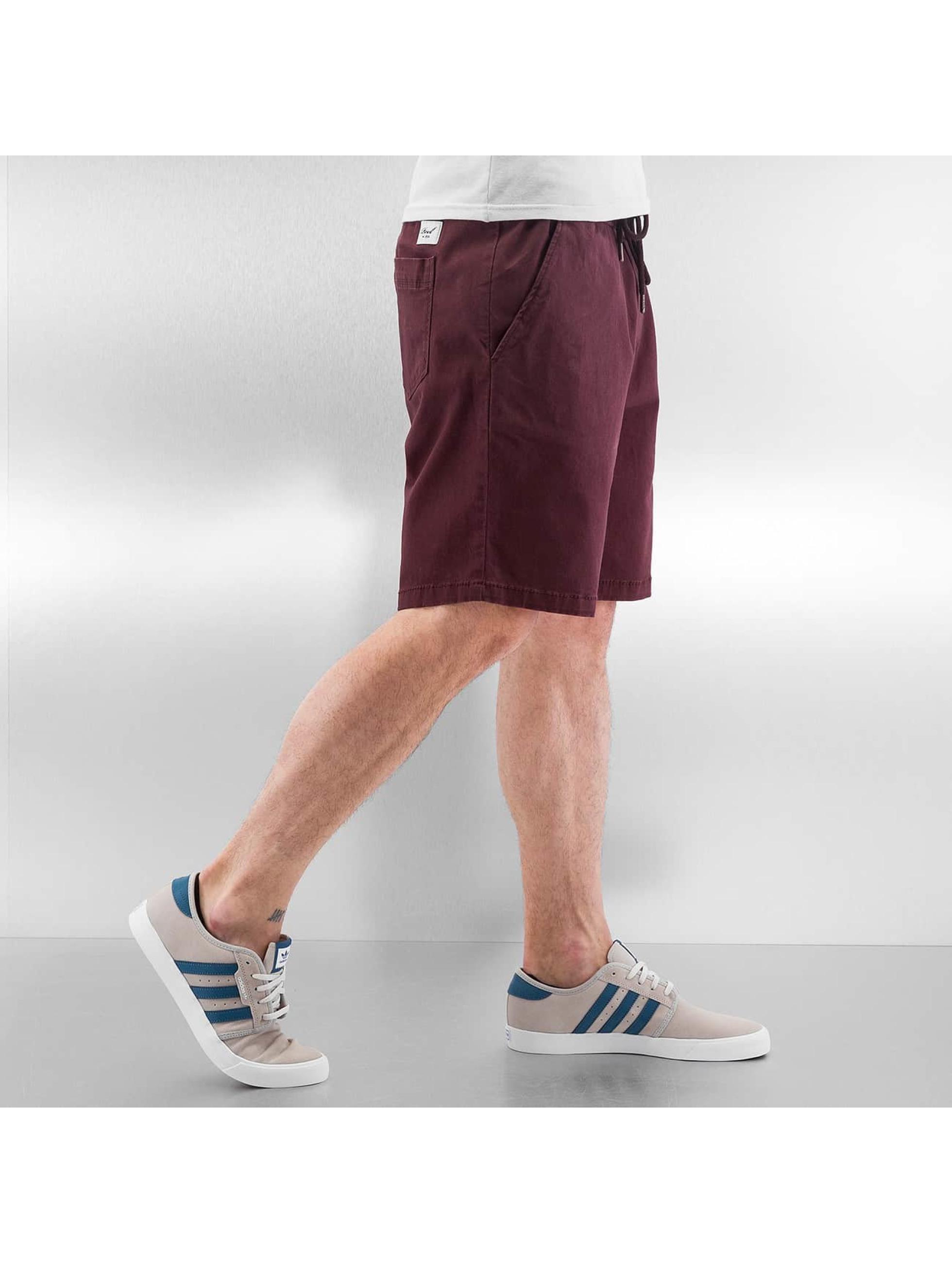 Reell Jeans Shortsit Easy ruskea