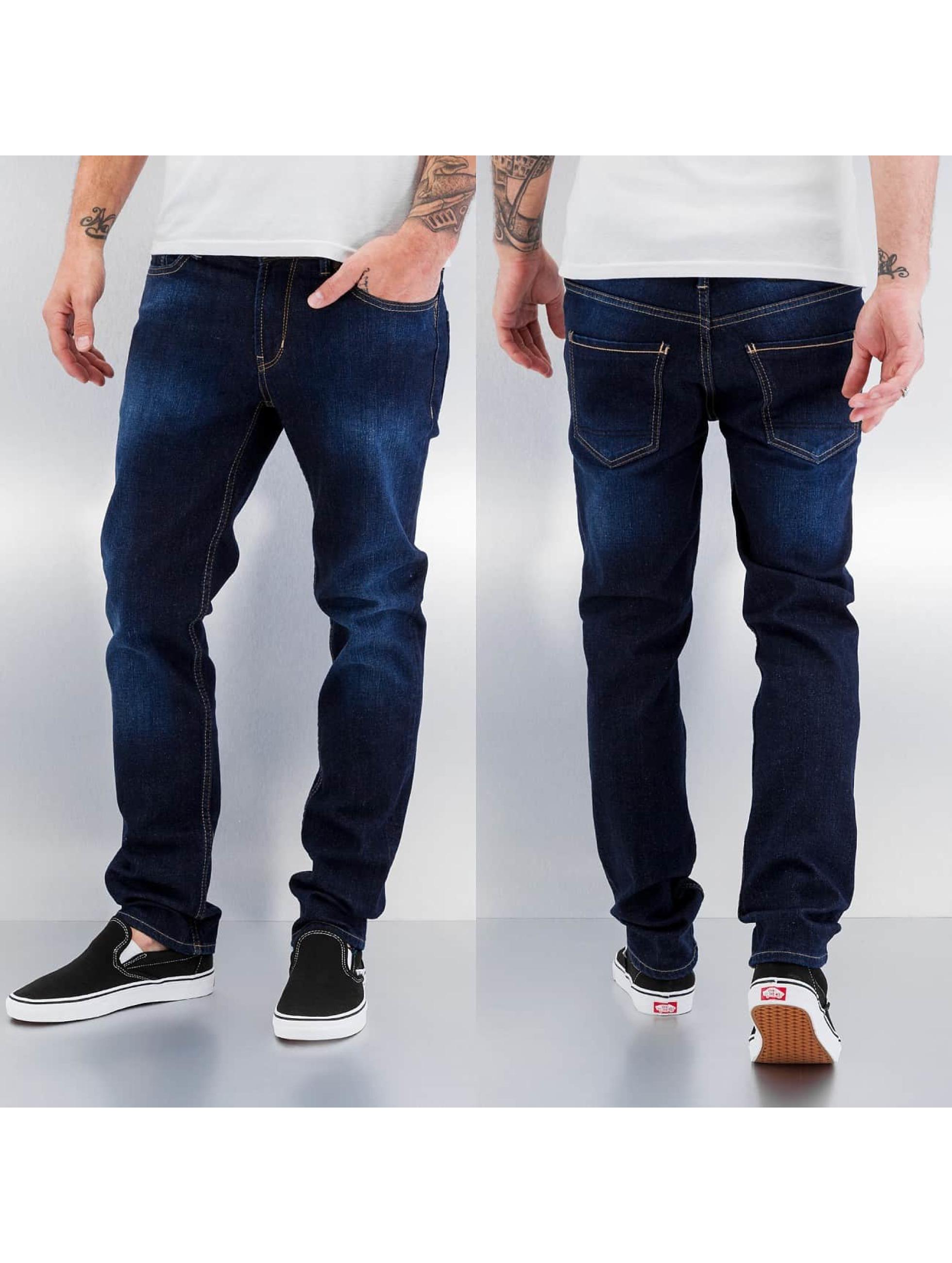 Reell Jeans Skinny Jeans Spider blau