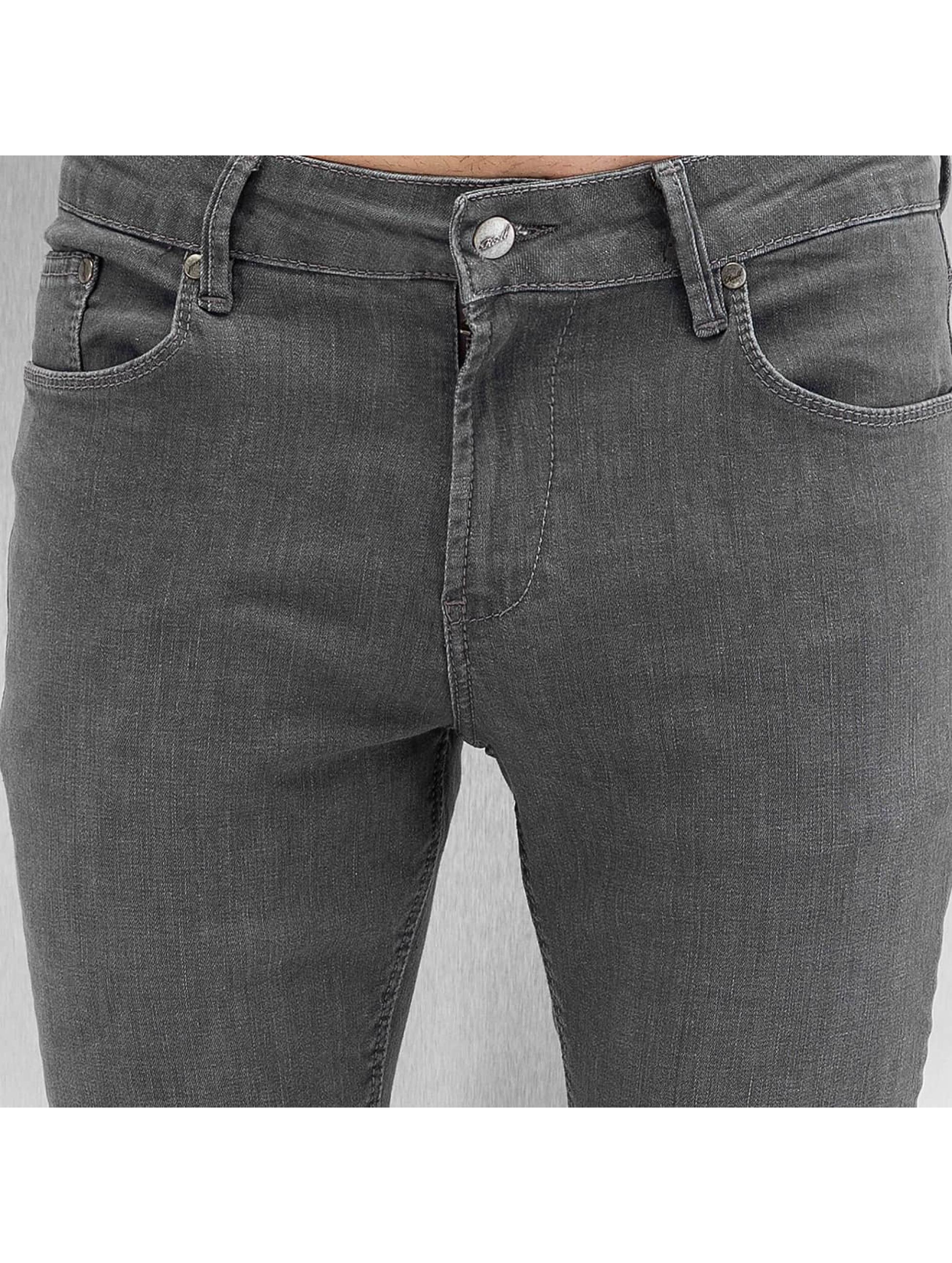 Reell Jeans Skinny Jeans Radar Stretch Super Slim Fit grey