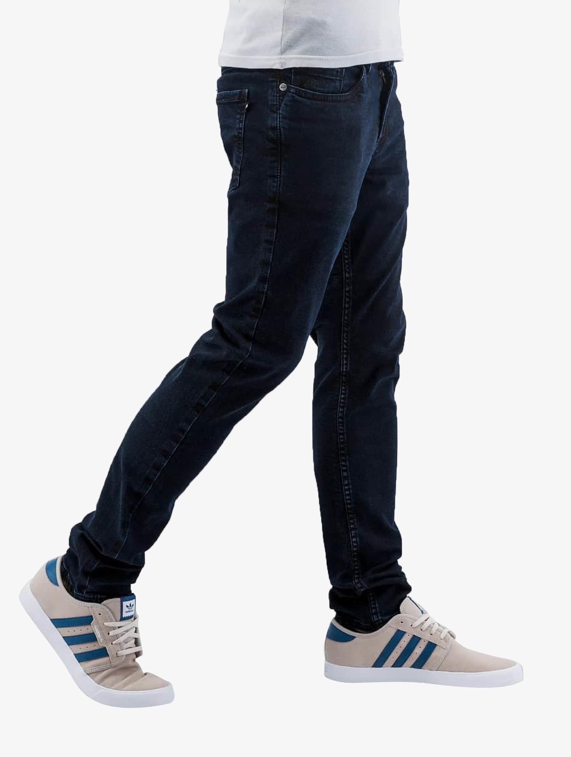 Reell Jeans Slim Fit -farkut Spider indigonsininen