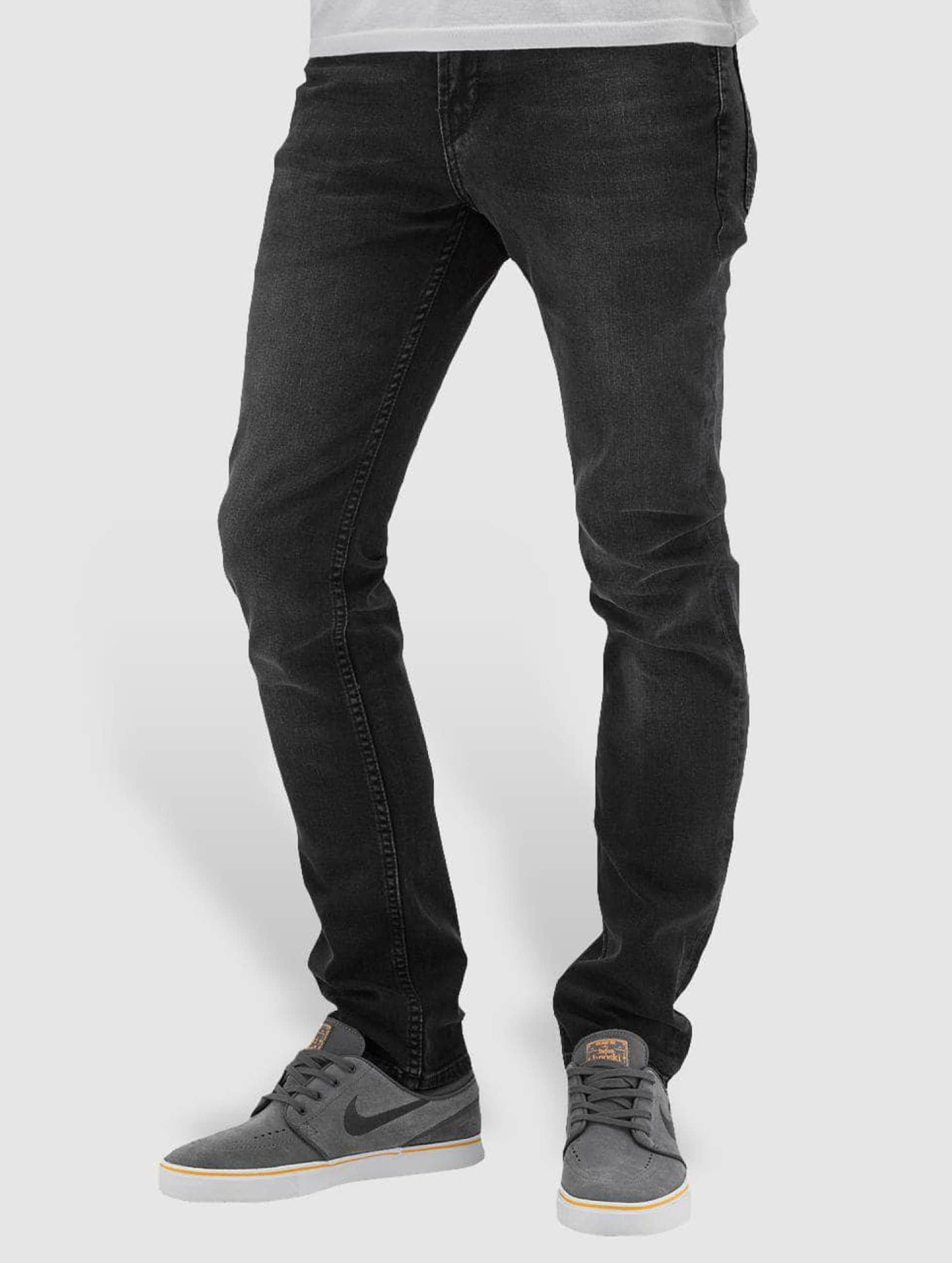 Reell Jeans Slim Fit Jeans Spider черный