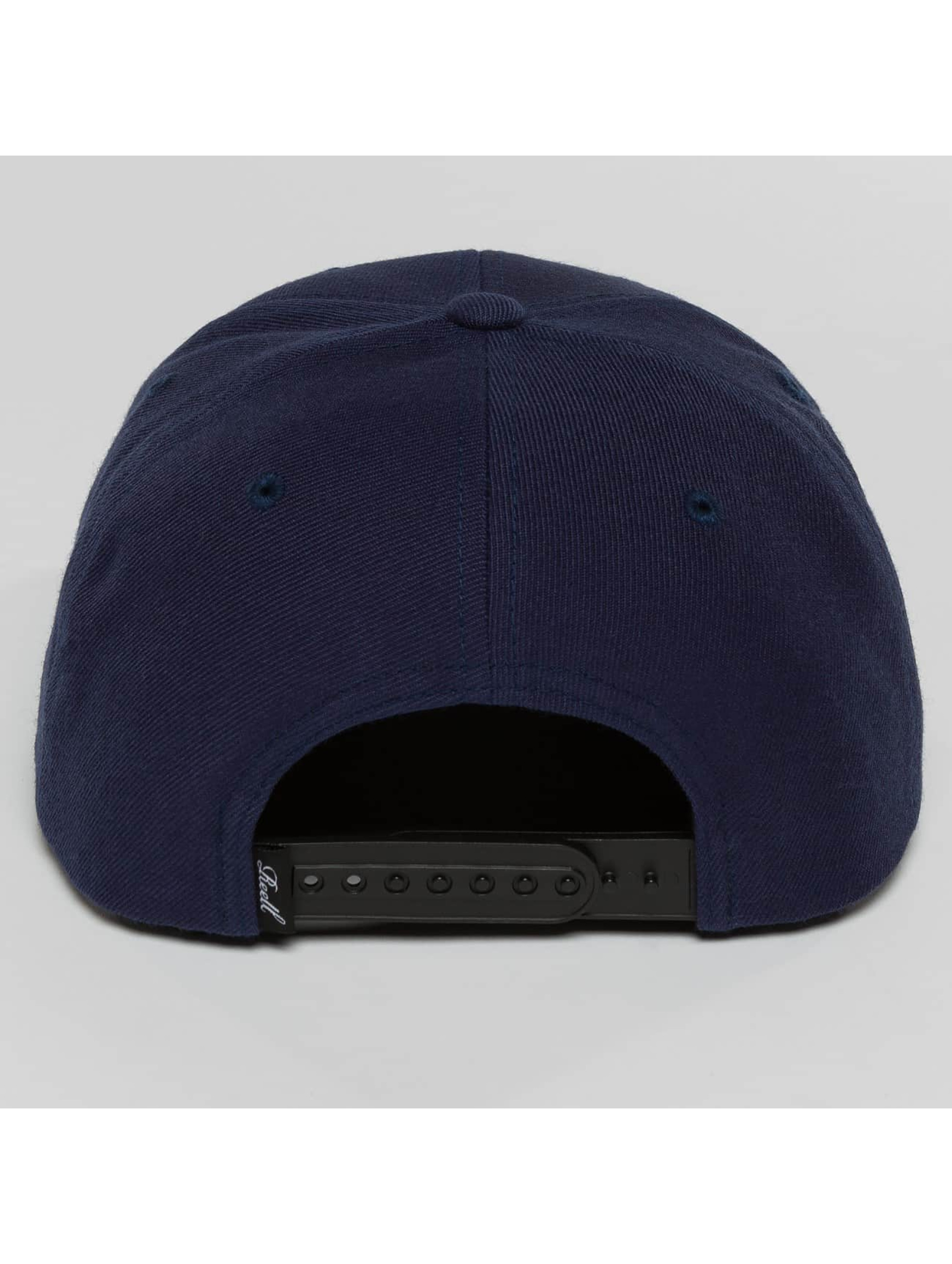 Reell Jeans Snapback Cap Base blue
