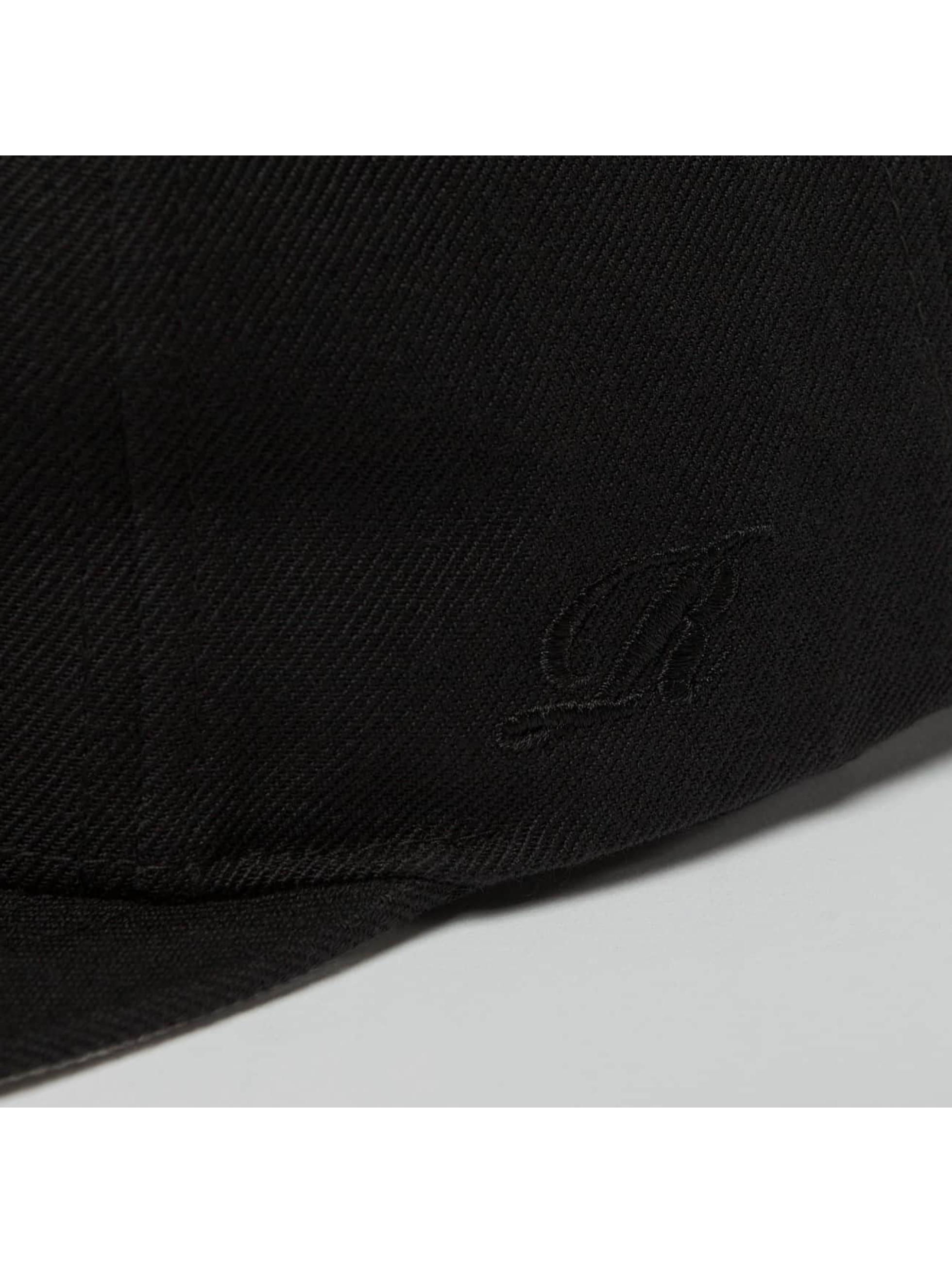 Reell Jeans Snapback Caps Base musta
