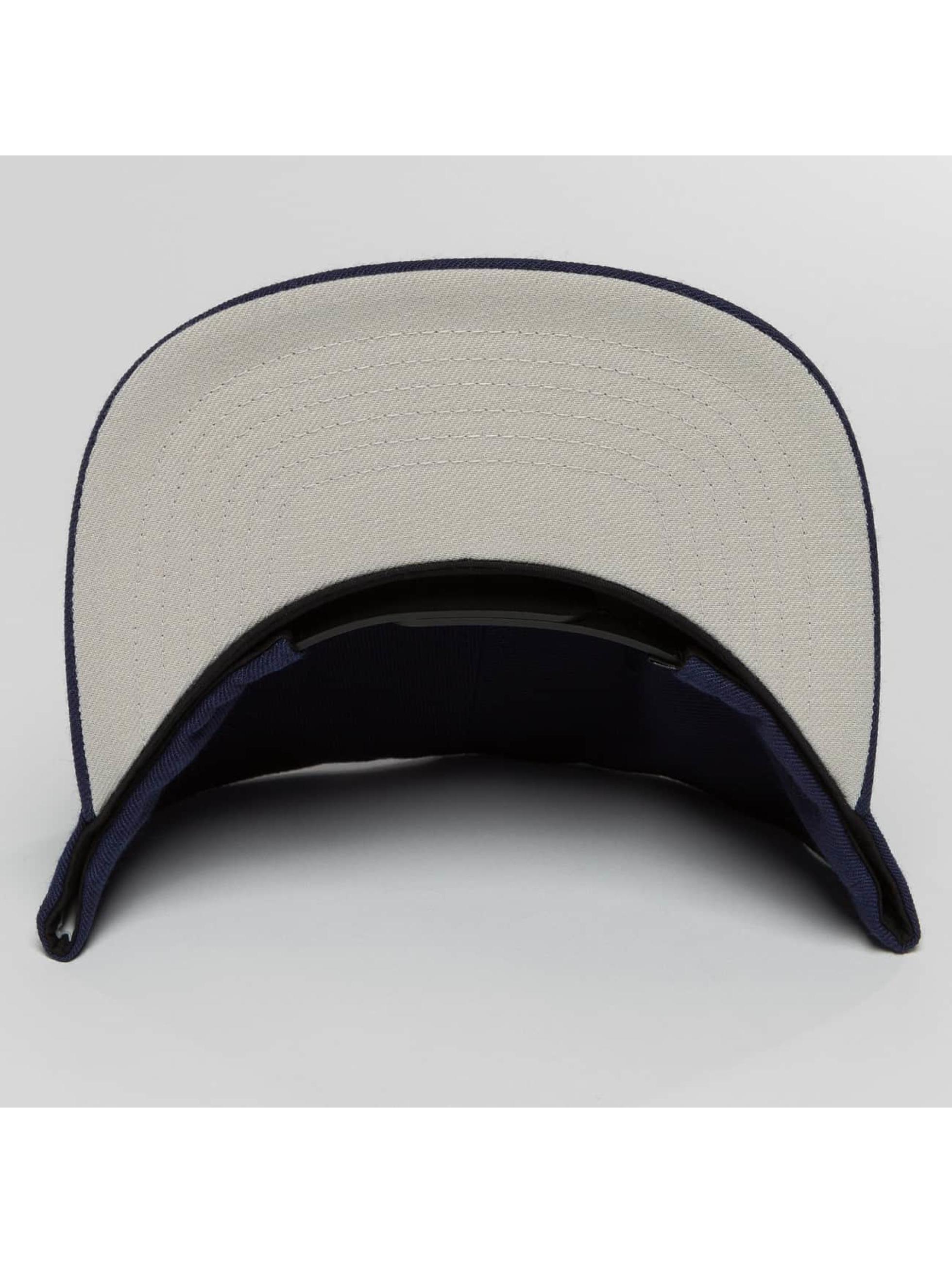 Reell Jeans Snapback Caps Base niebieski