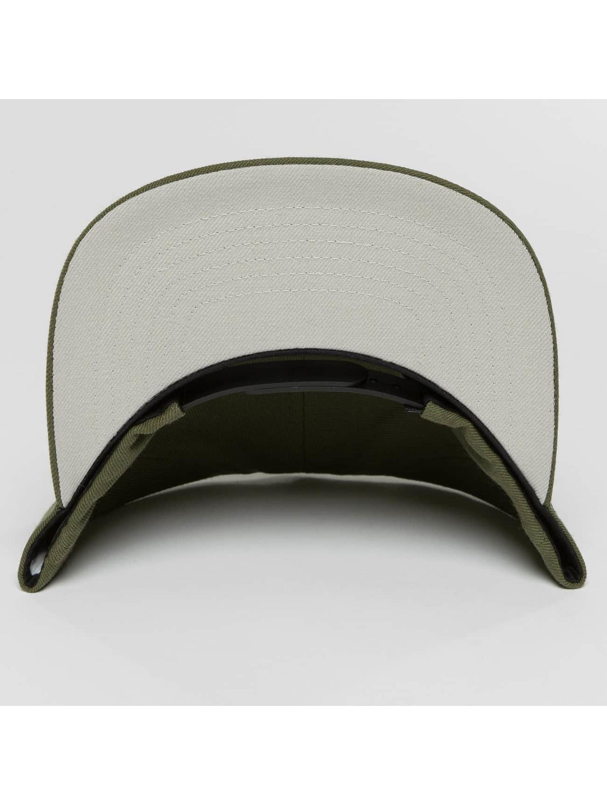 Reell Jeans Snapback Caps Base oliivi