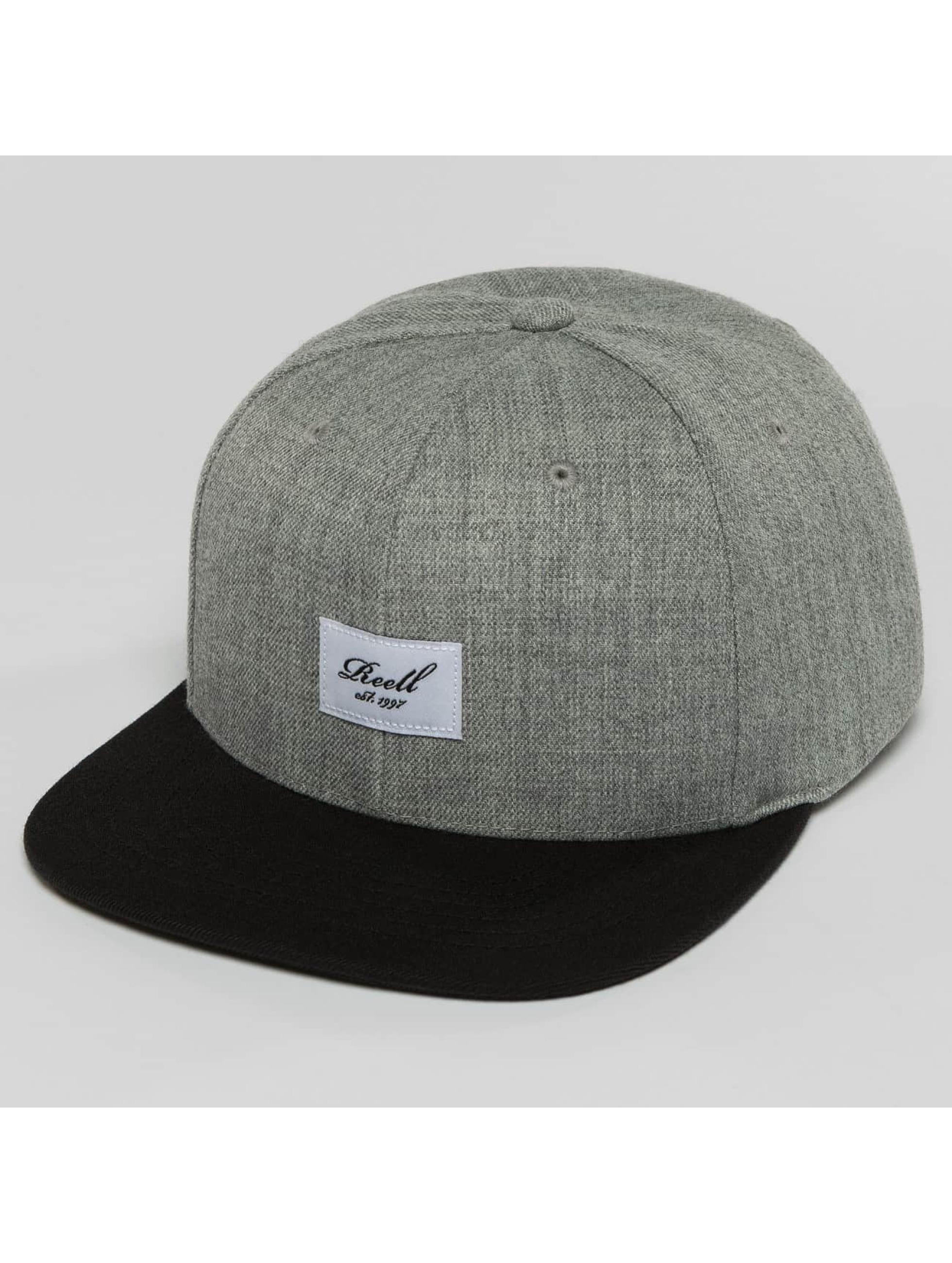 Reell Jeans Snapbackkeps Pitchout grå