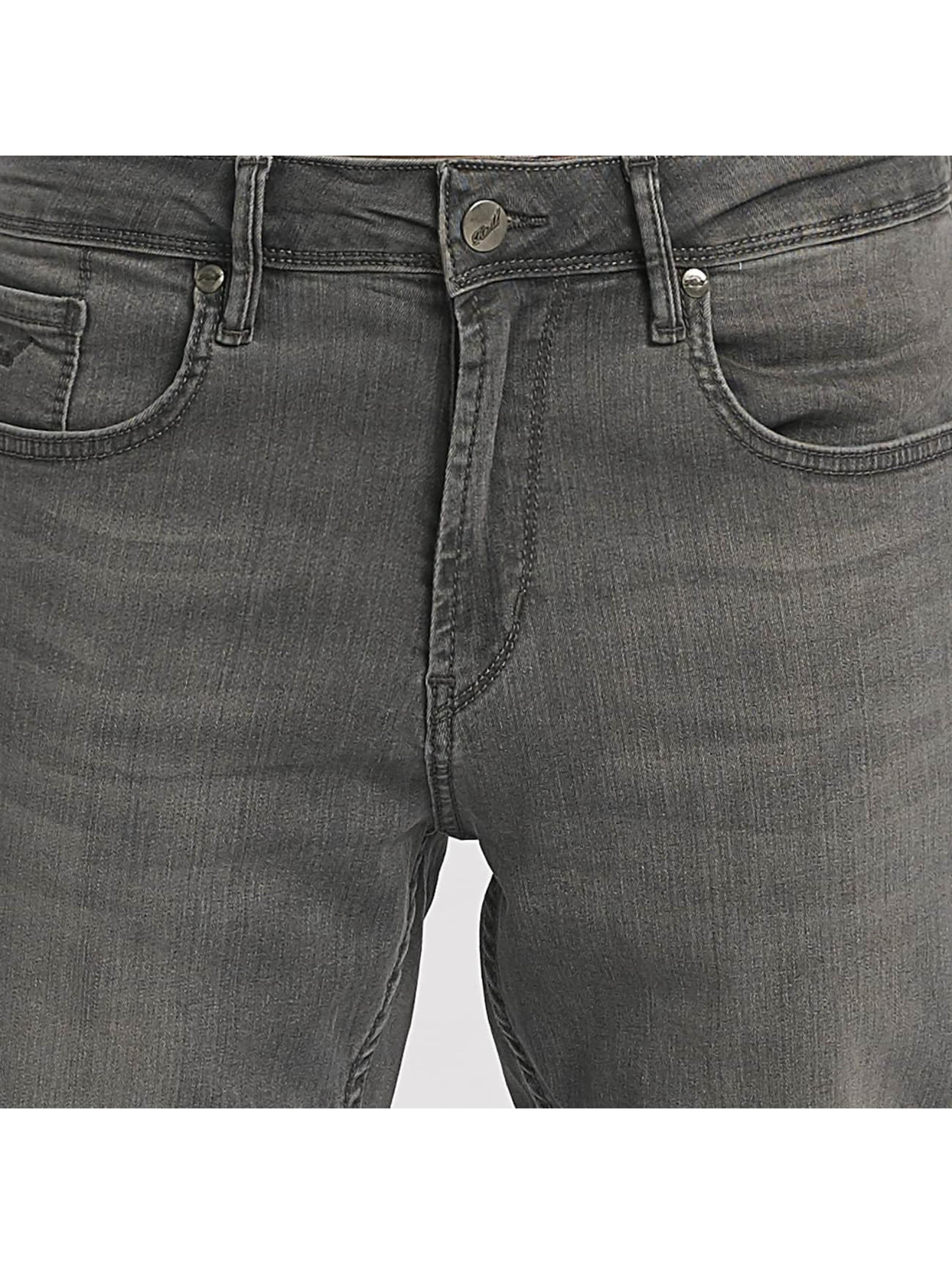 Reell Jeans Straight Fit farkut Trigger 2 harmaa