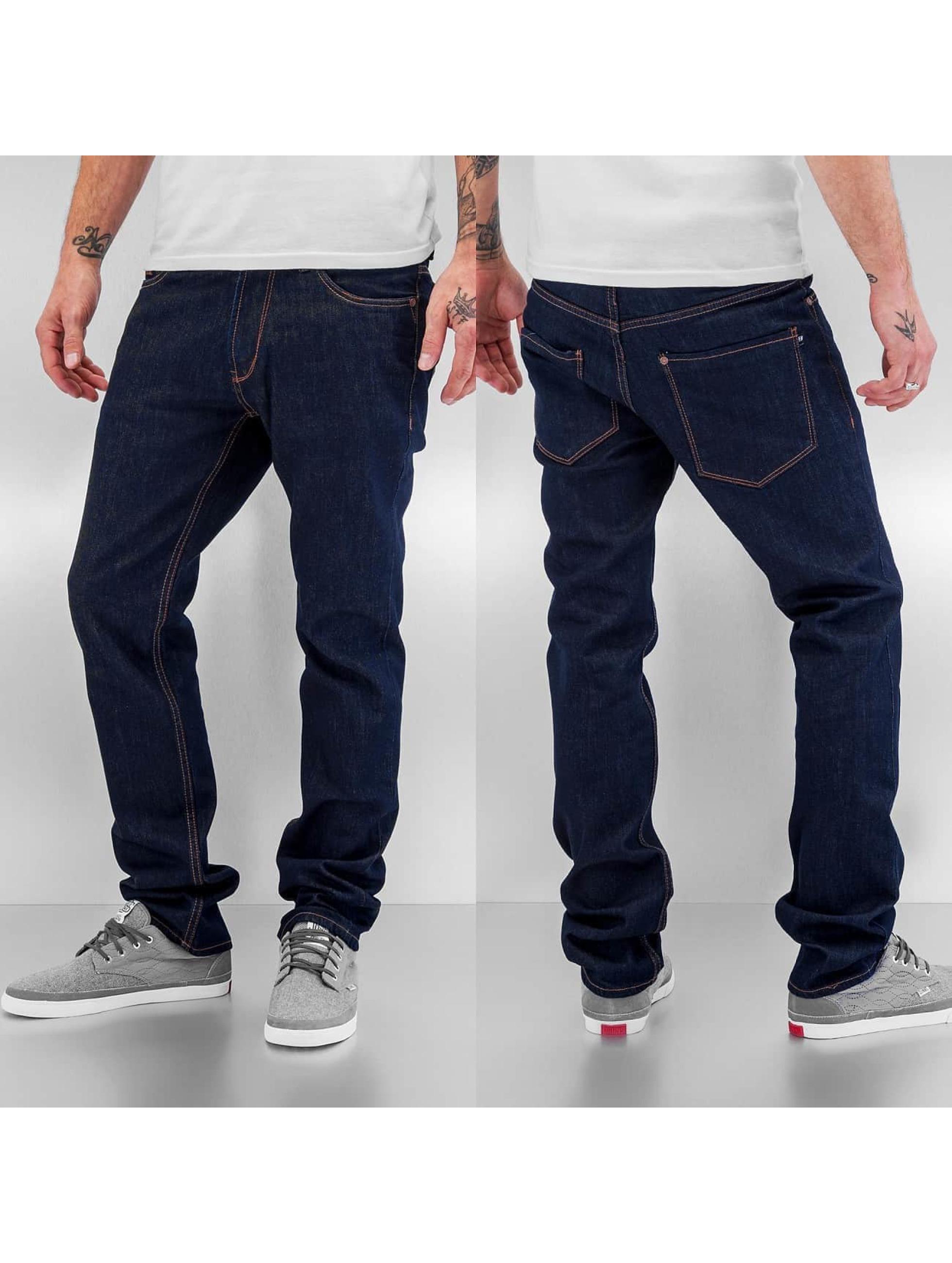 Reell Jeans Straight Fit farkut Trigger indigonsininen