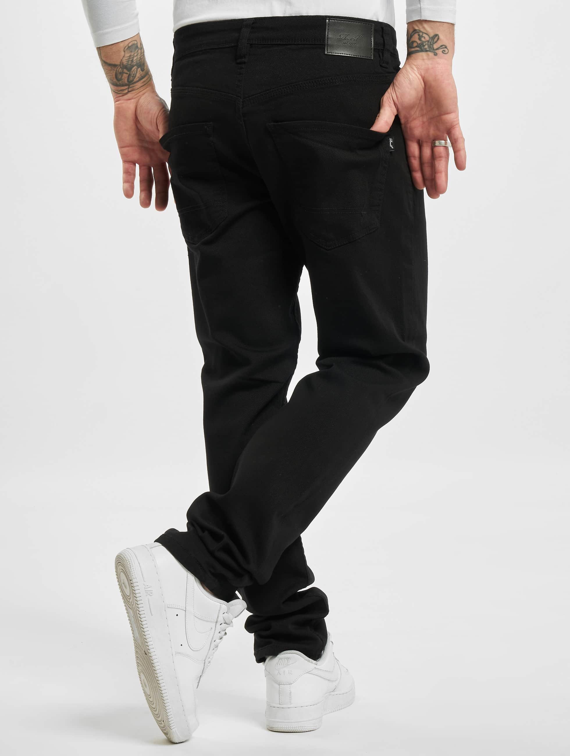 Reell Jeans Straight Fit farkut Nova II musta