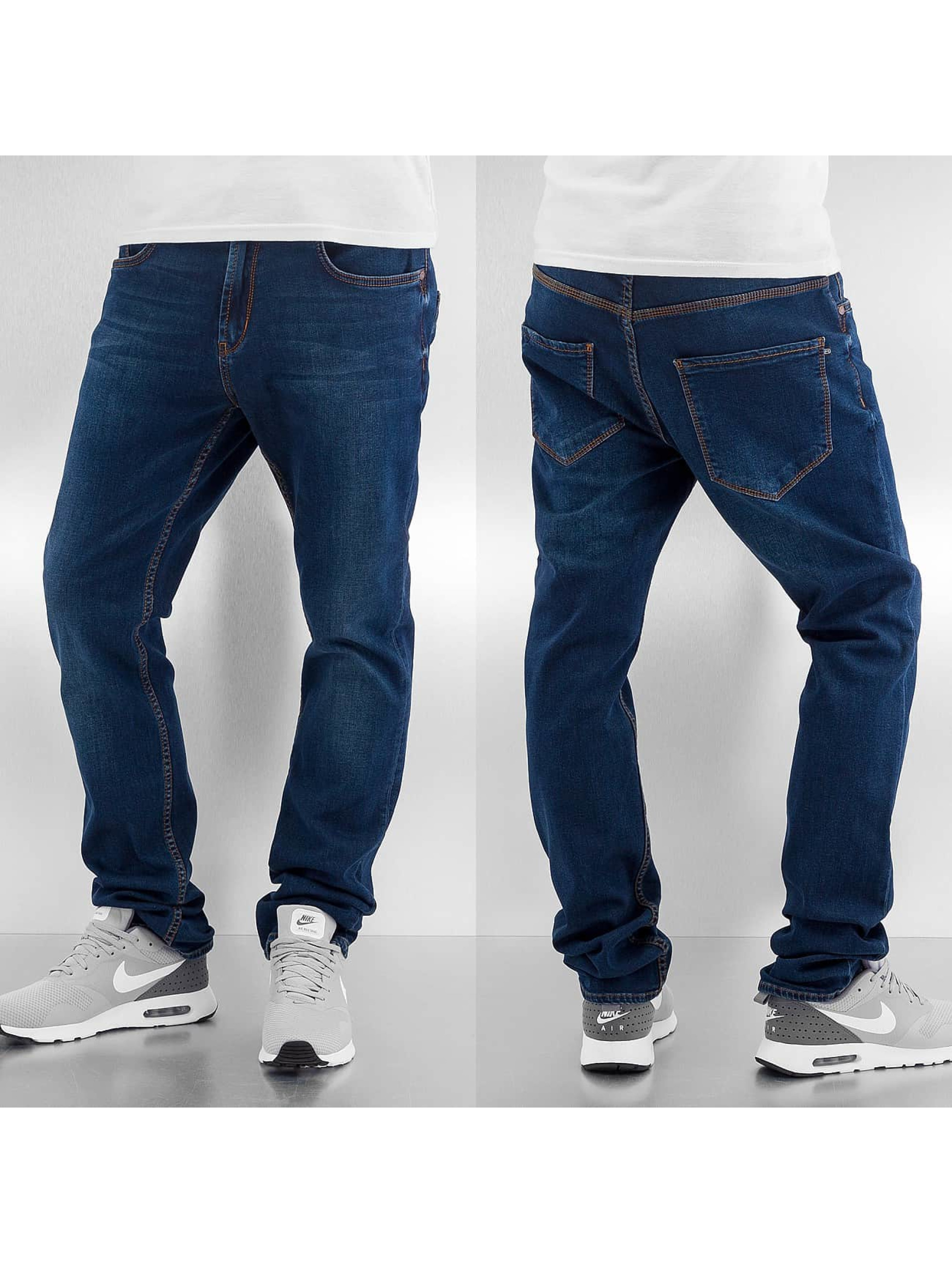 Reell Jeans Straight fit jeans Trigger blauw