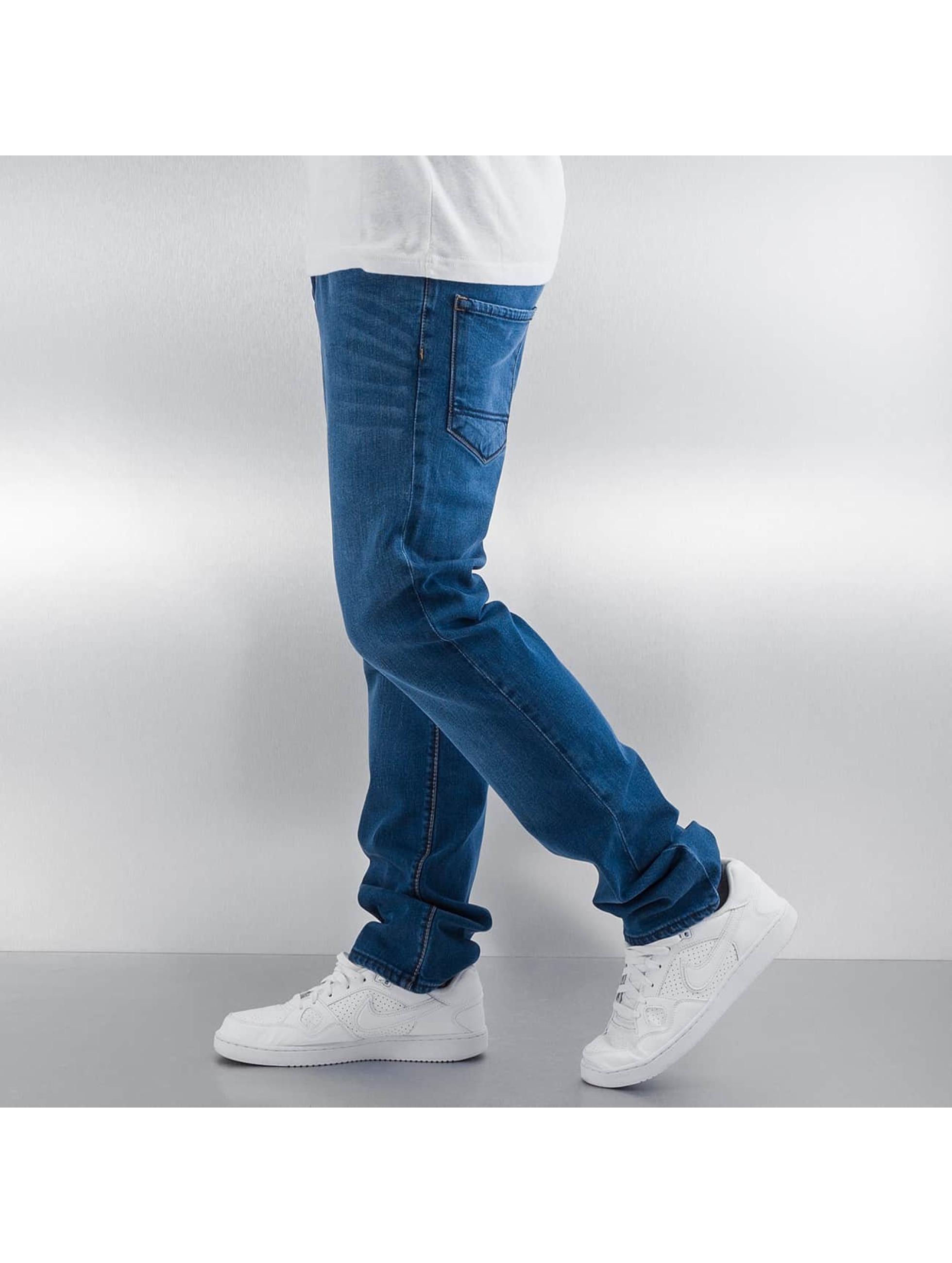 Reell Jeans Straight fit jeans Razor II blauw