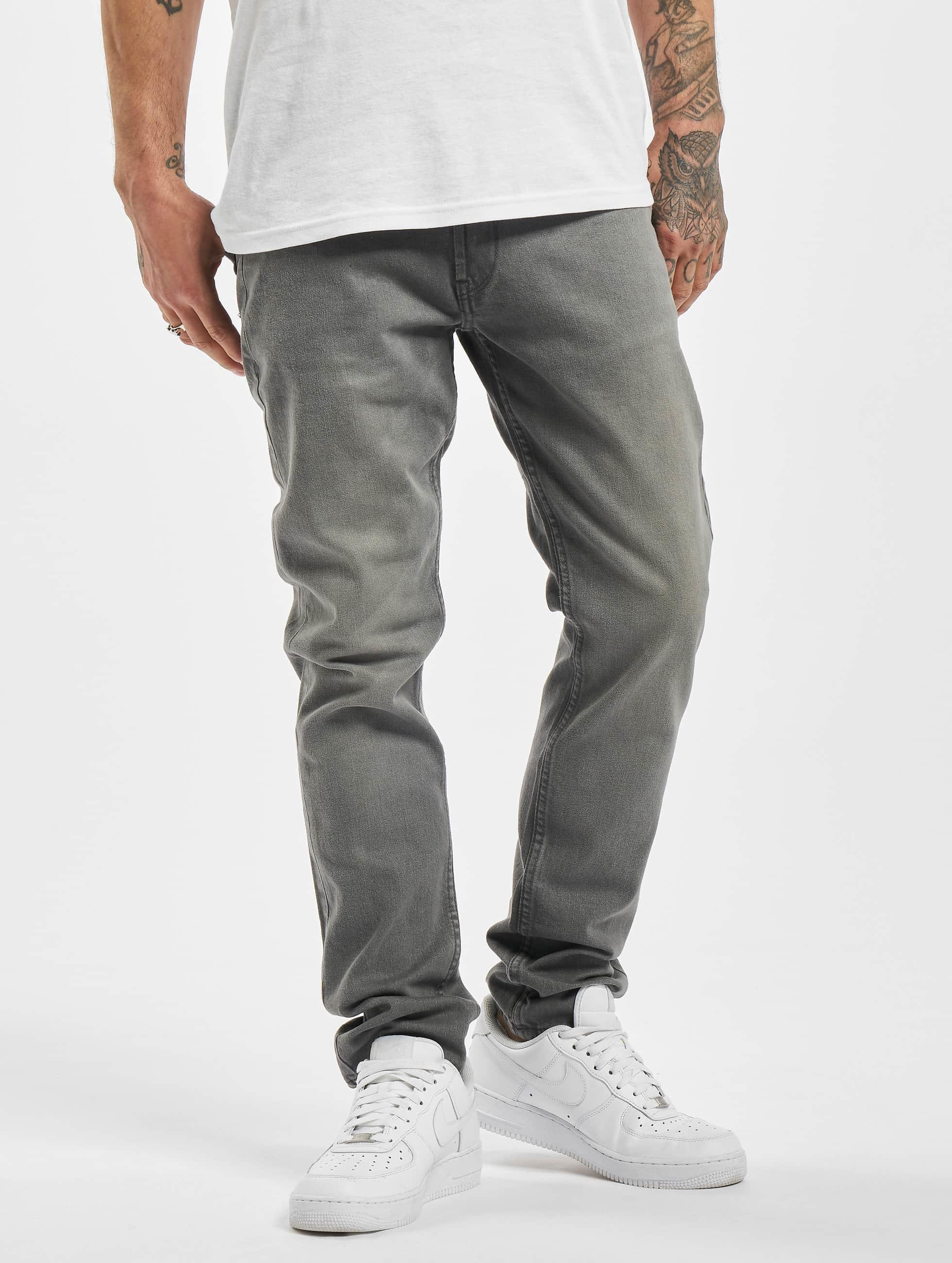 Reell Jeans Straight fit jeans Nova II grijs