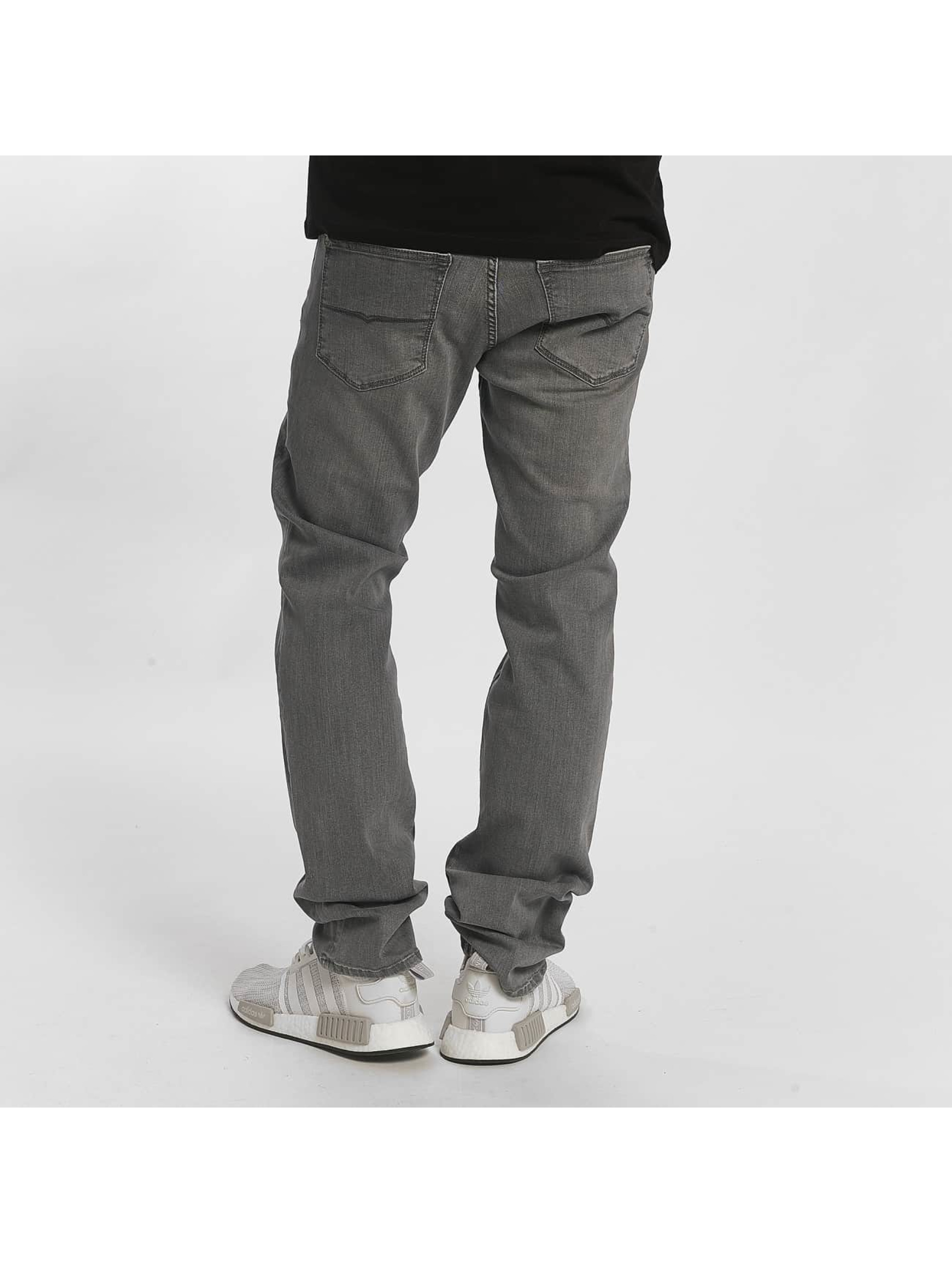 Reell Jeans Straight fit jeans Trigger 2 grijs