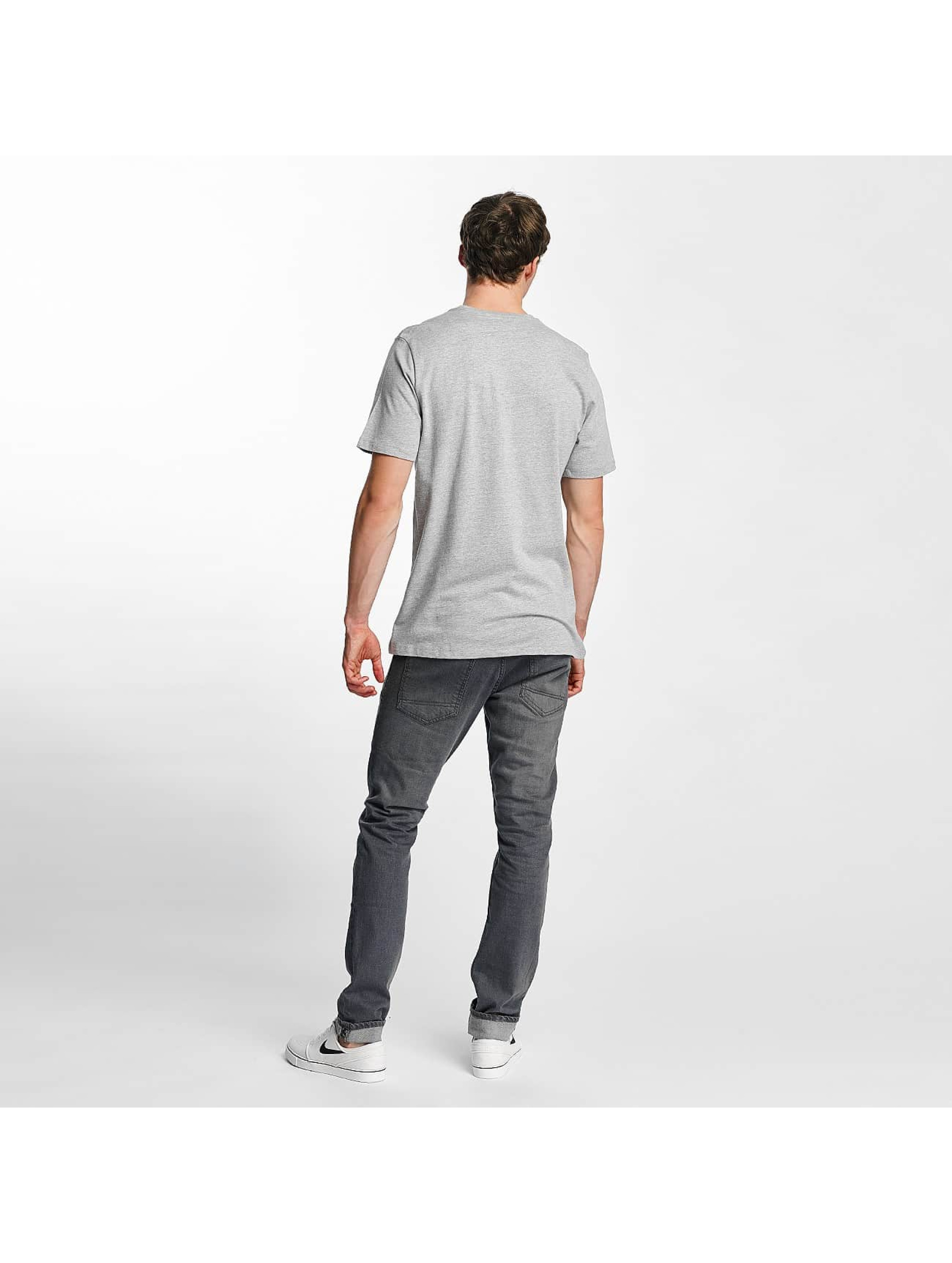 Reell Jeans T-Shirt Big Script gris