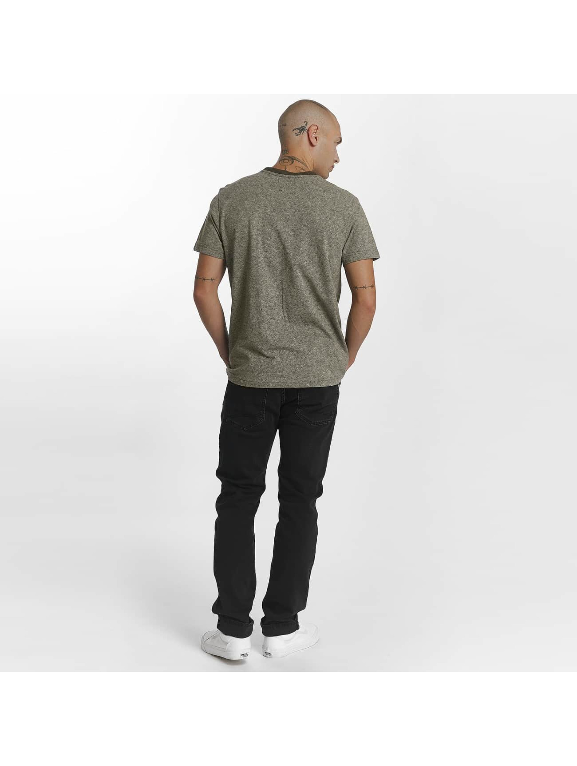 Reell Jeans T-shirt Pique oliv