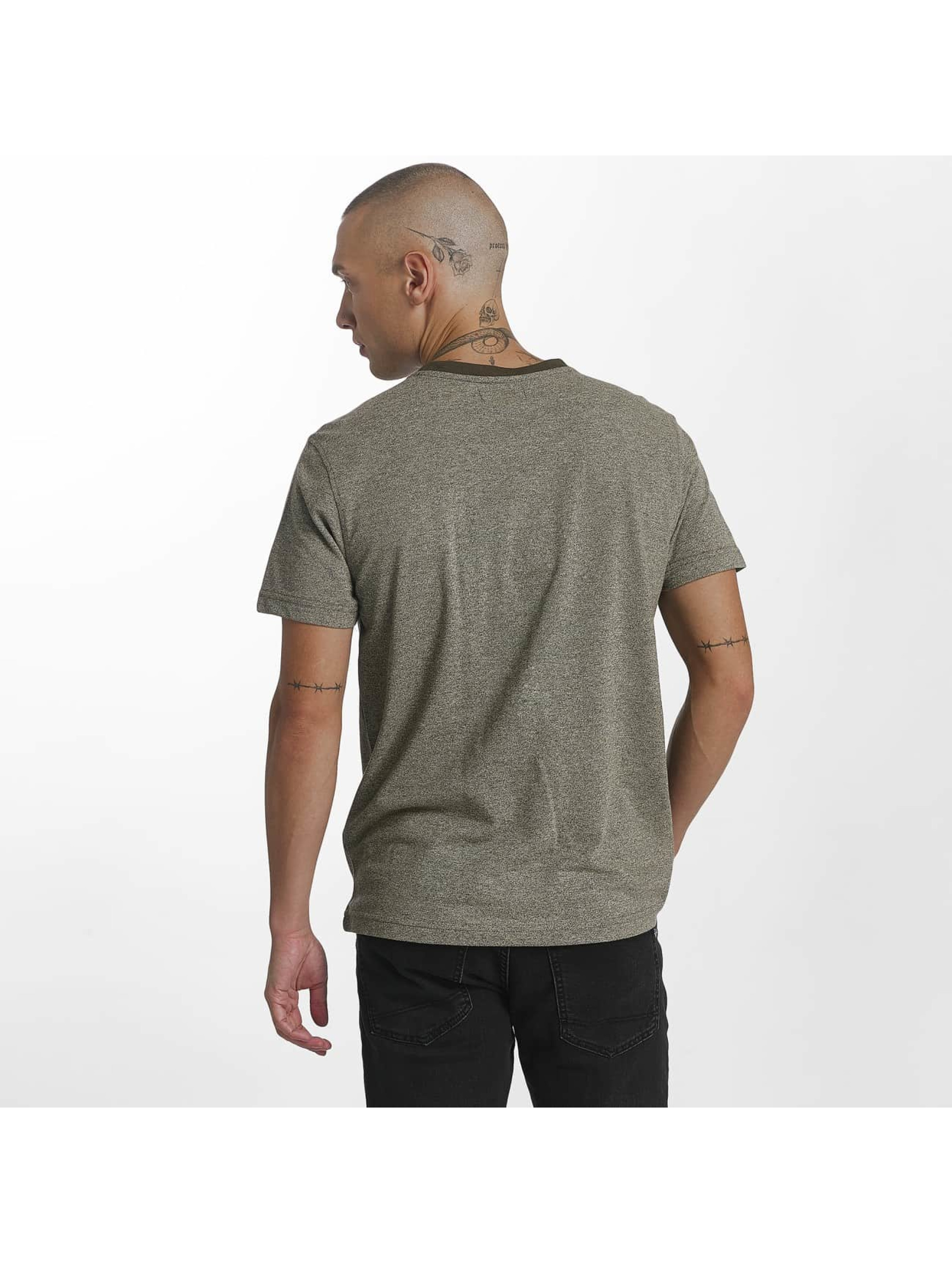 Reell Jeans T-shirt Pique oliva