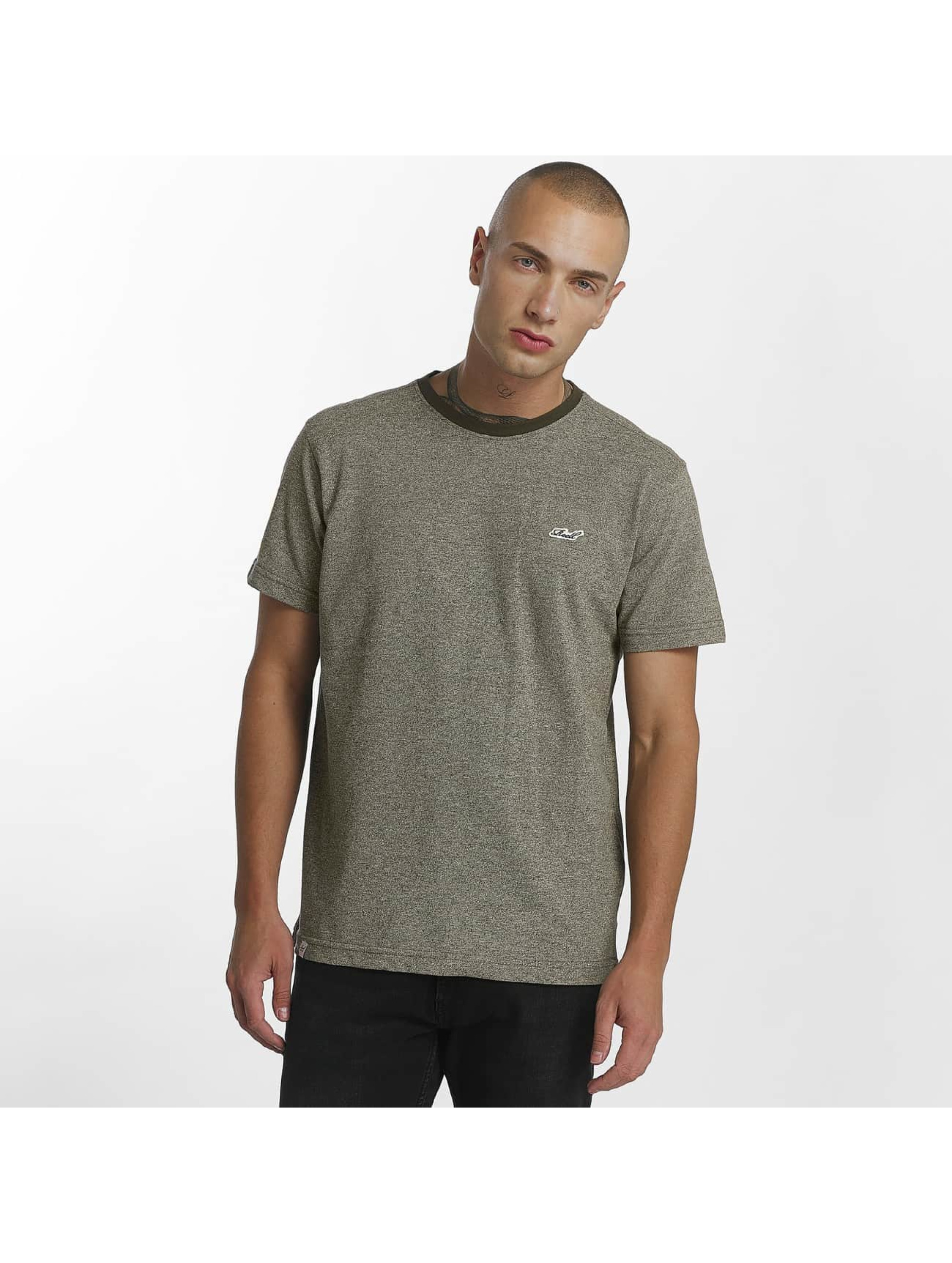 Reell Jeans T-skjorter Pique oliven