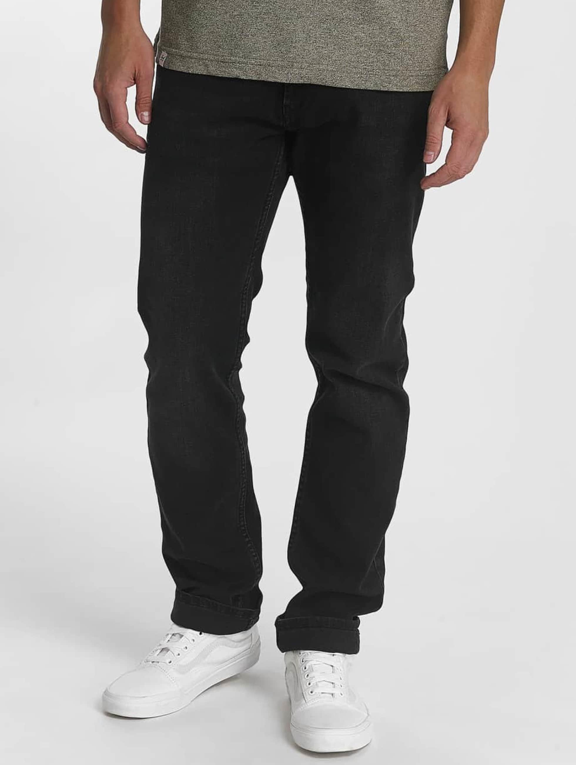 Reell Jeans Vaqueros rectos Nova II negro