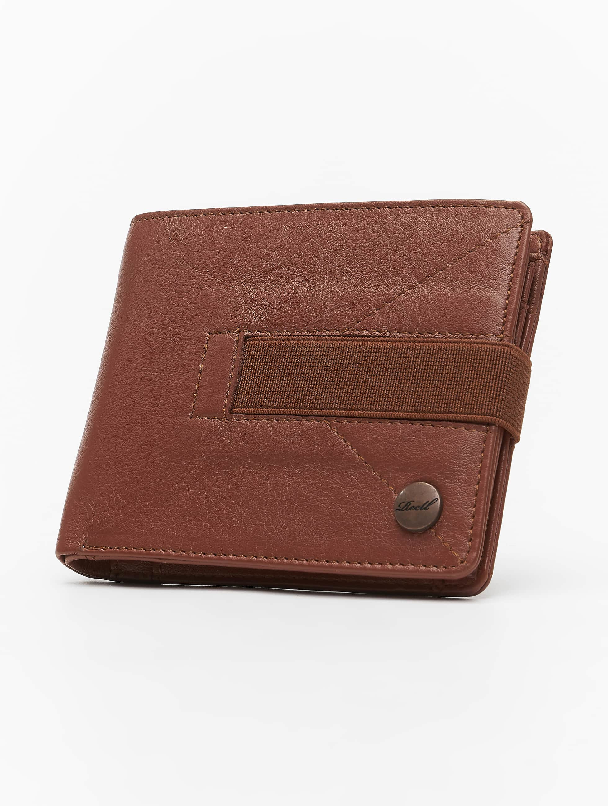 Reell Jeans Wallet Strap brown