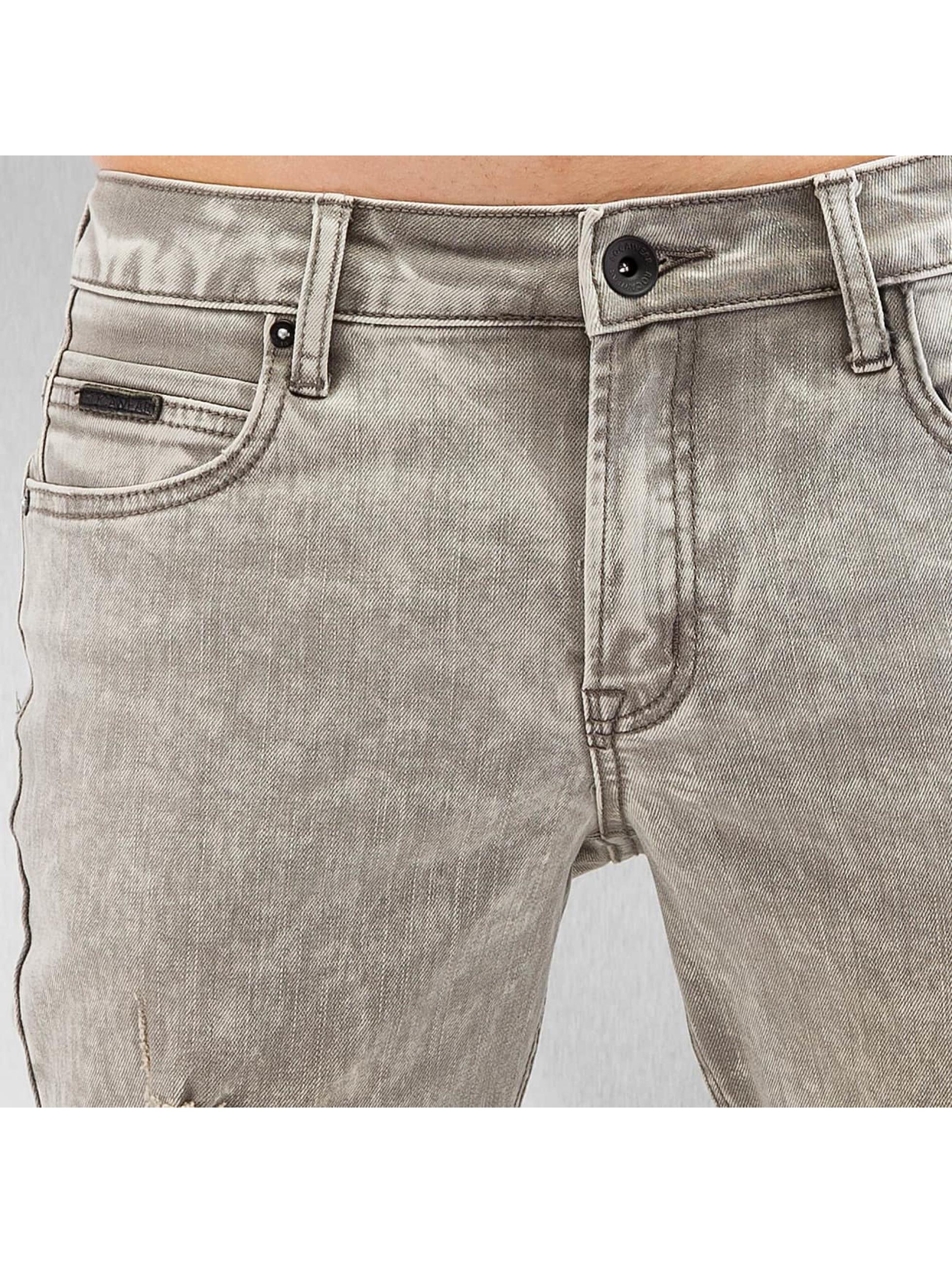 Rocawear Úzke/Streč Wash šedá