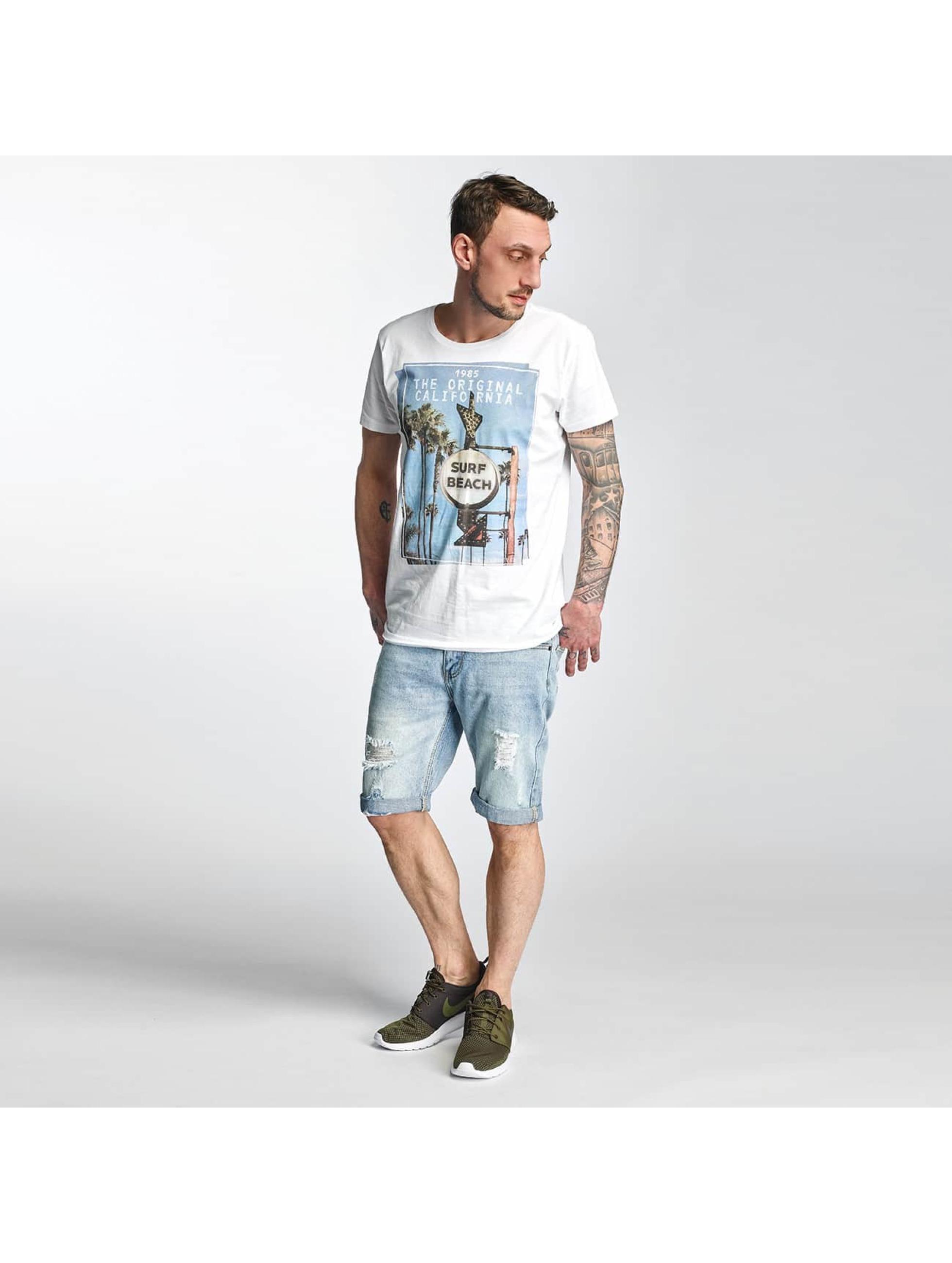 Rocawear Šortky Relax Fit modrá