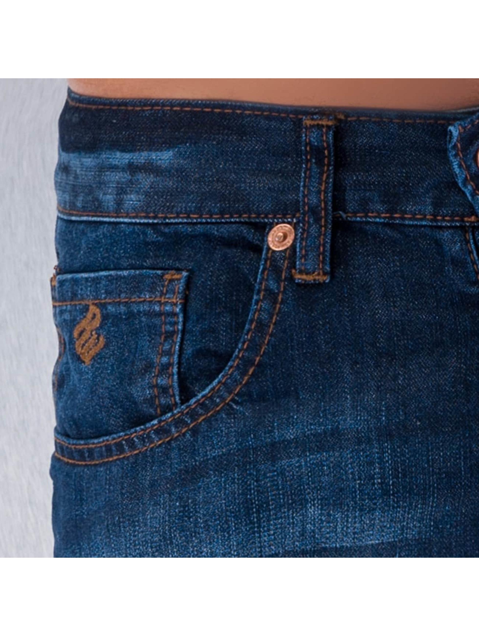 Rocawear Джинсы-трубы Tap синий