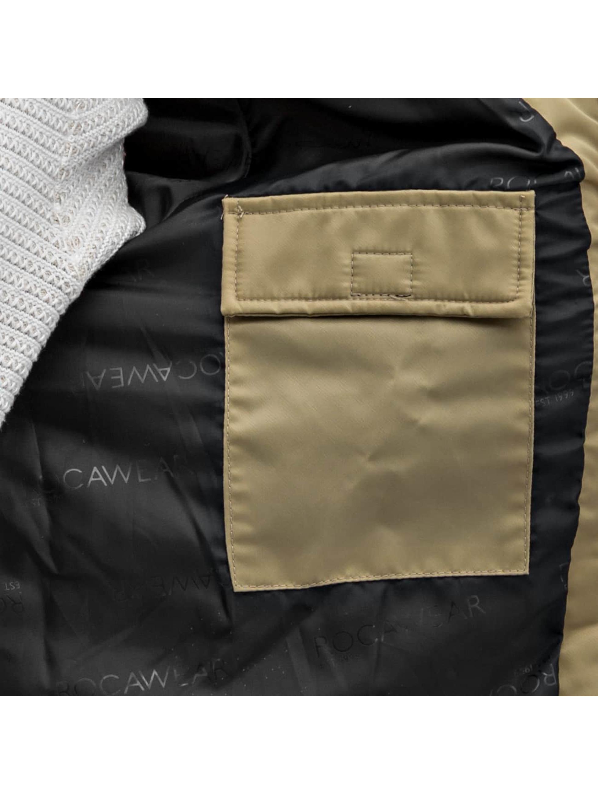 Rocawear Куртка-бомбардир Bomber хаки
