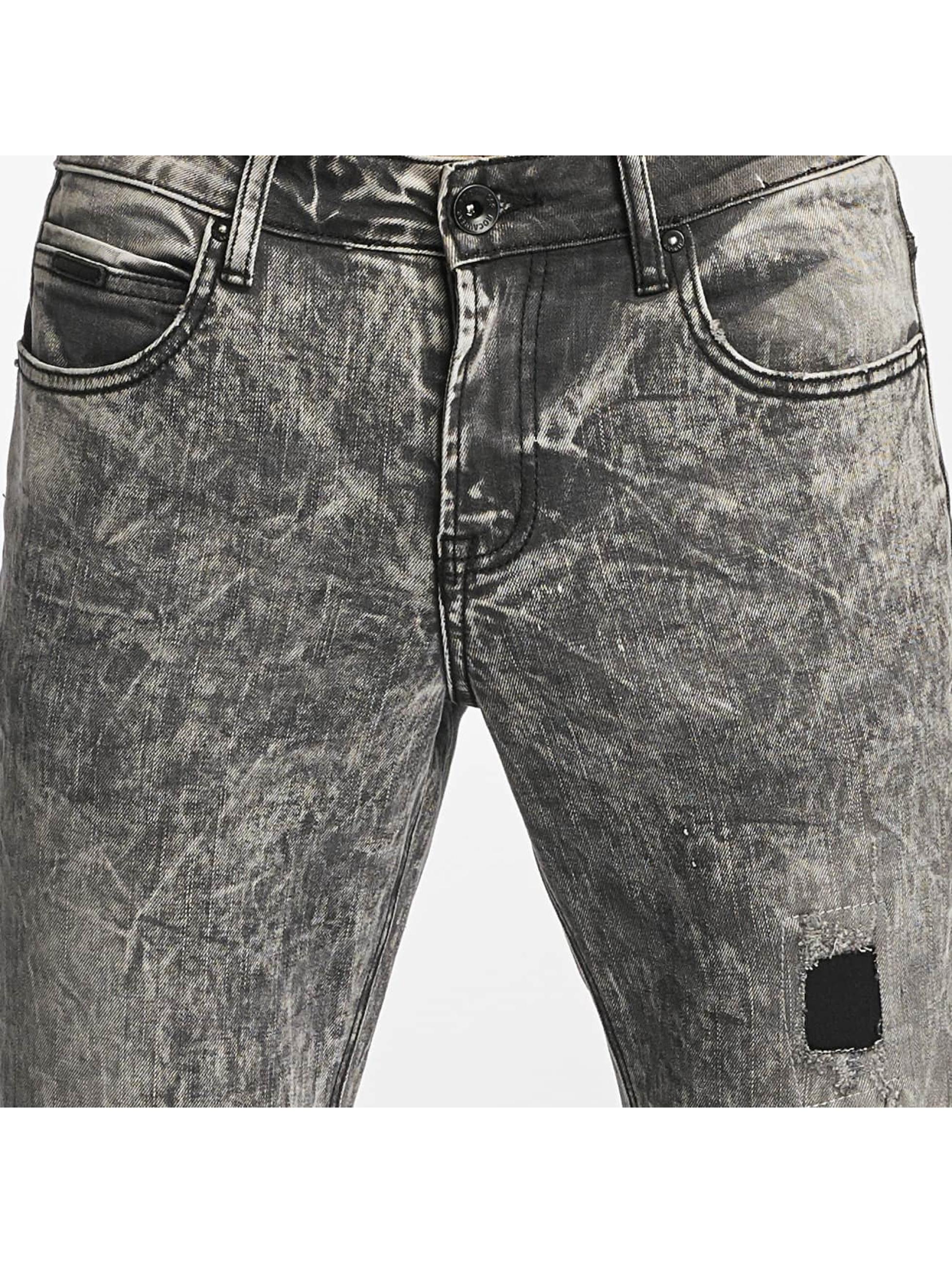 Rocawear Облегающие джинсы Smokey серый
