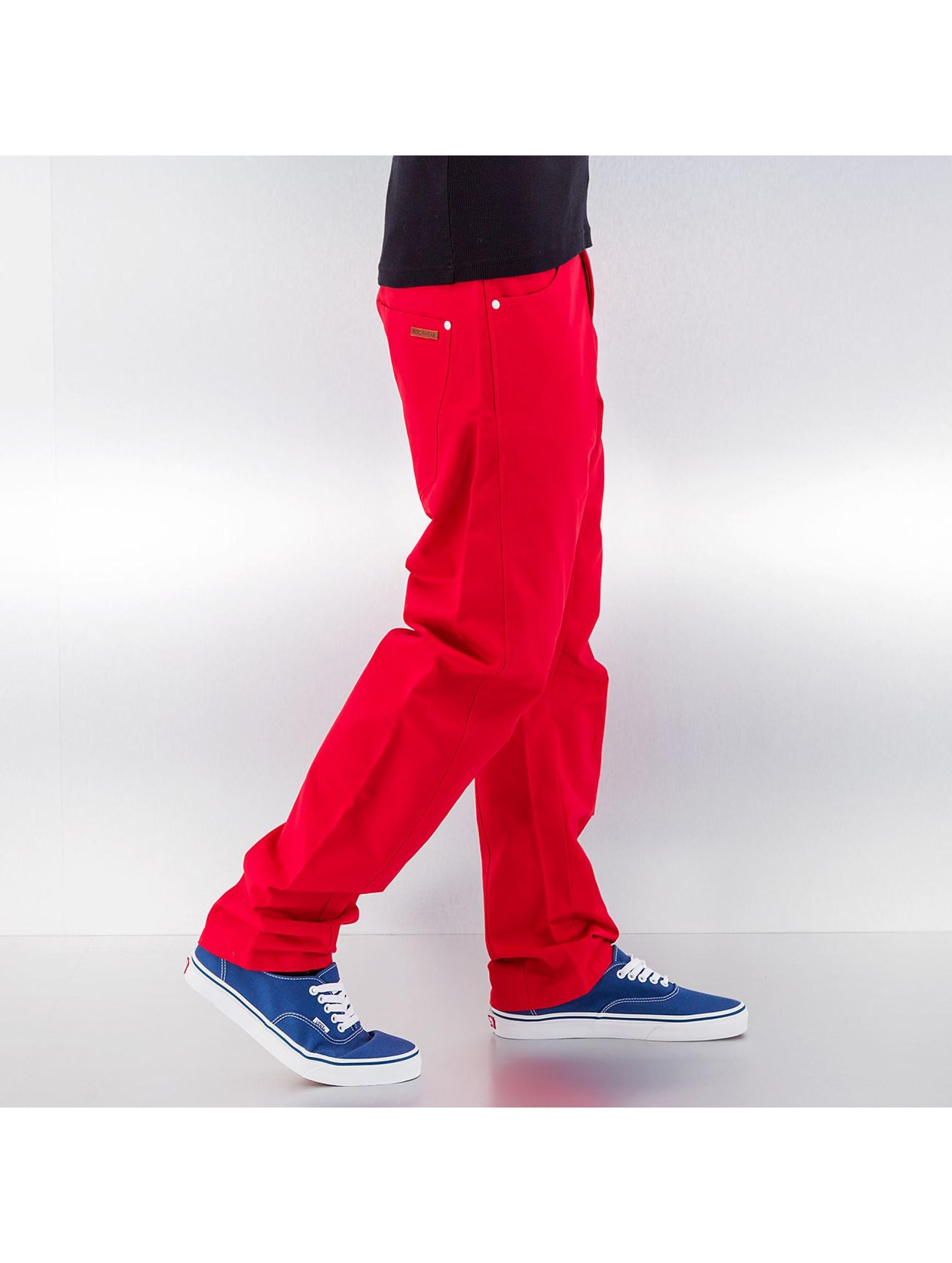 Rocawear Чинос J красный