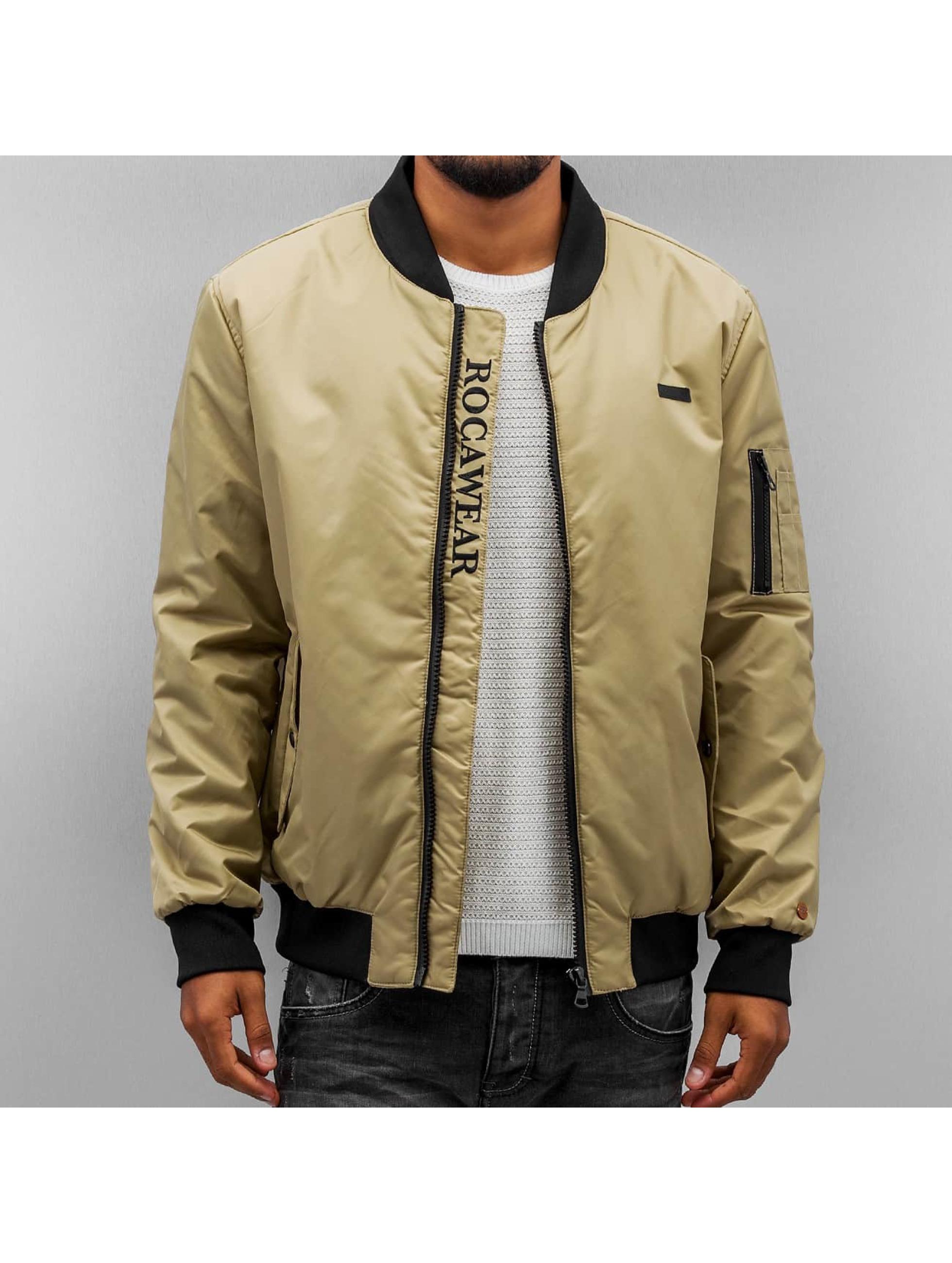 Rocawear Bomber jacket Bomber khaki
