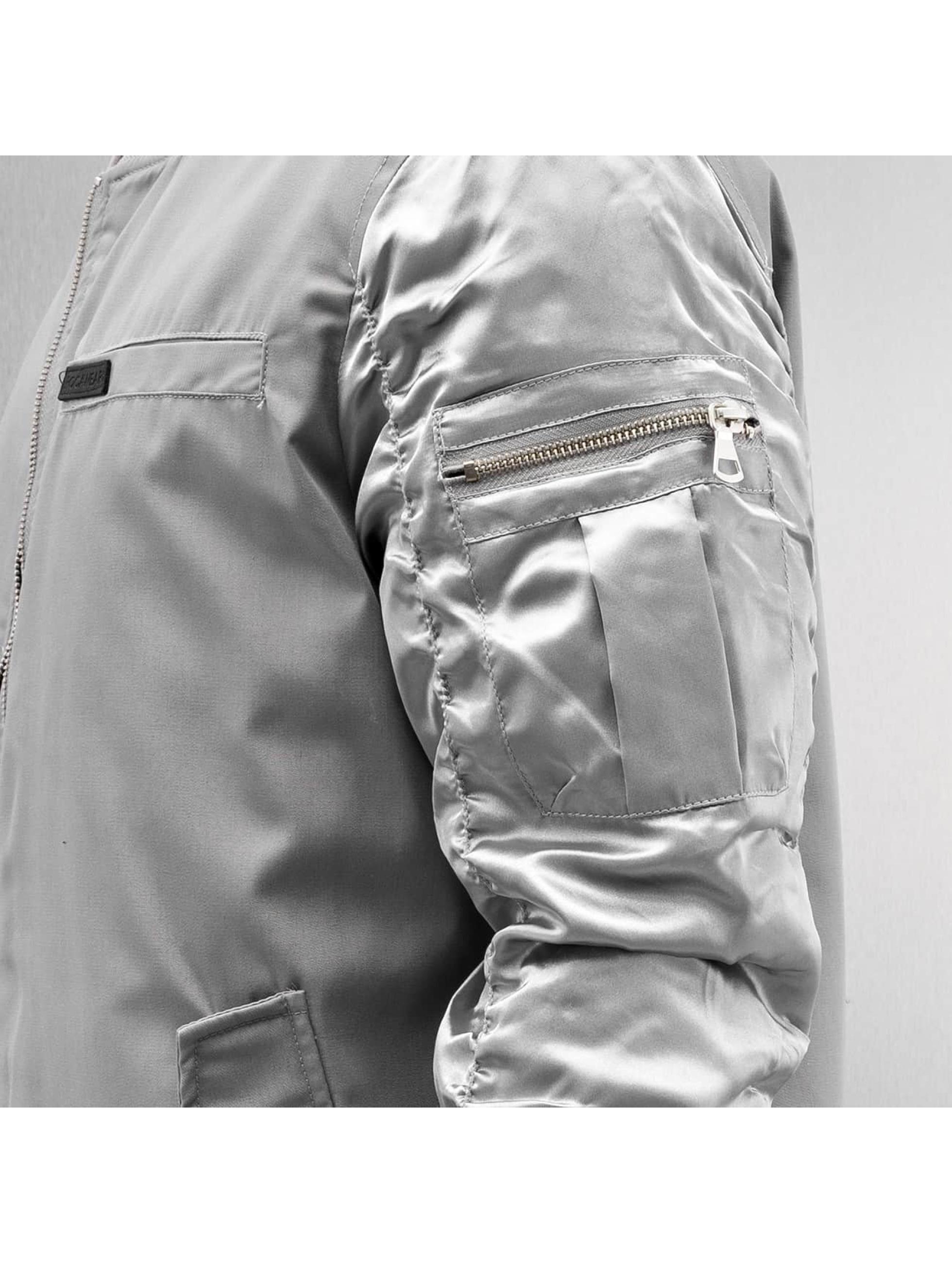 Rocawear Bomberová bunda Nick šedá