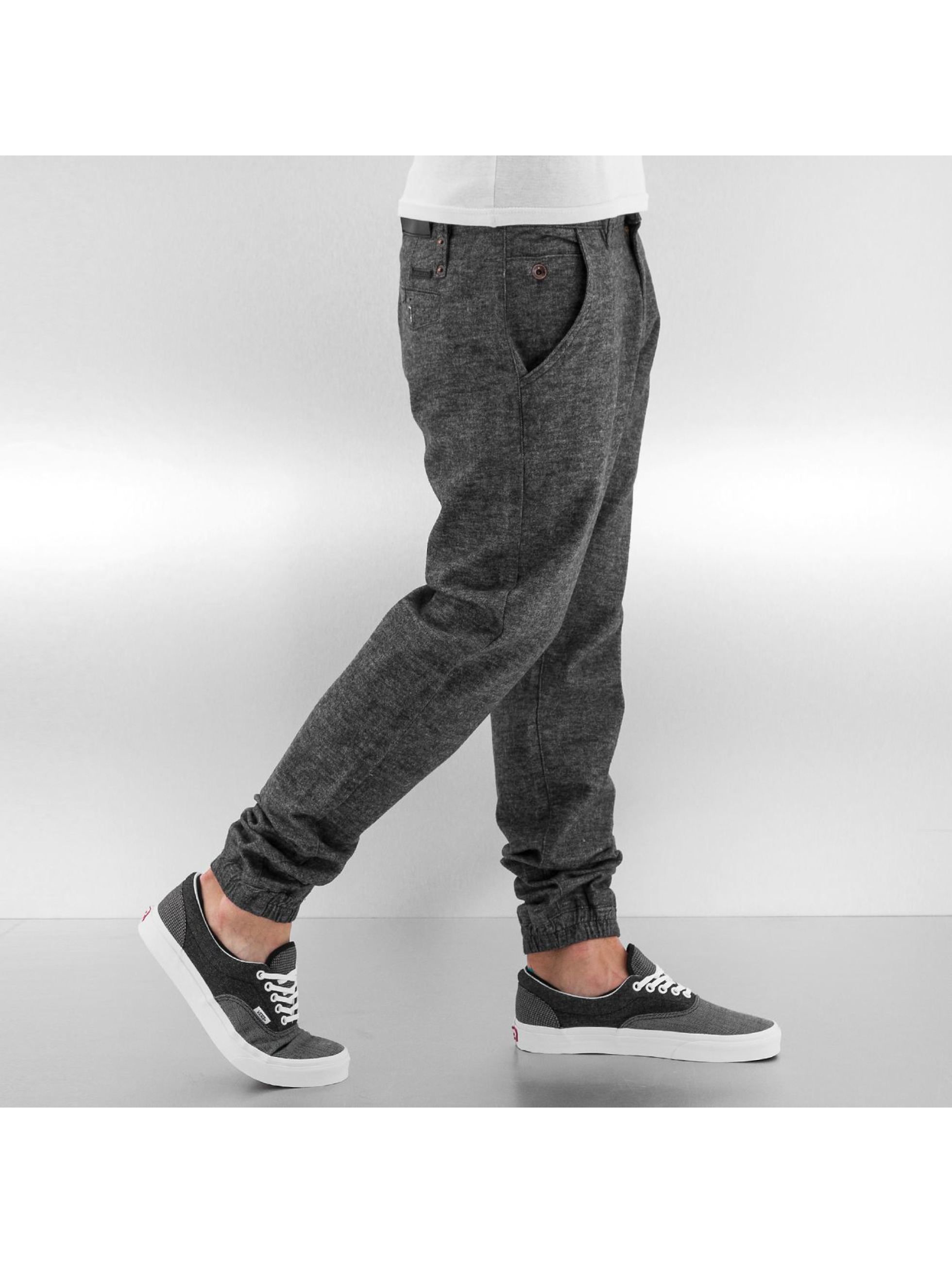 Rocawear Chino Non Denim Jogger Fit grijs