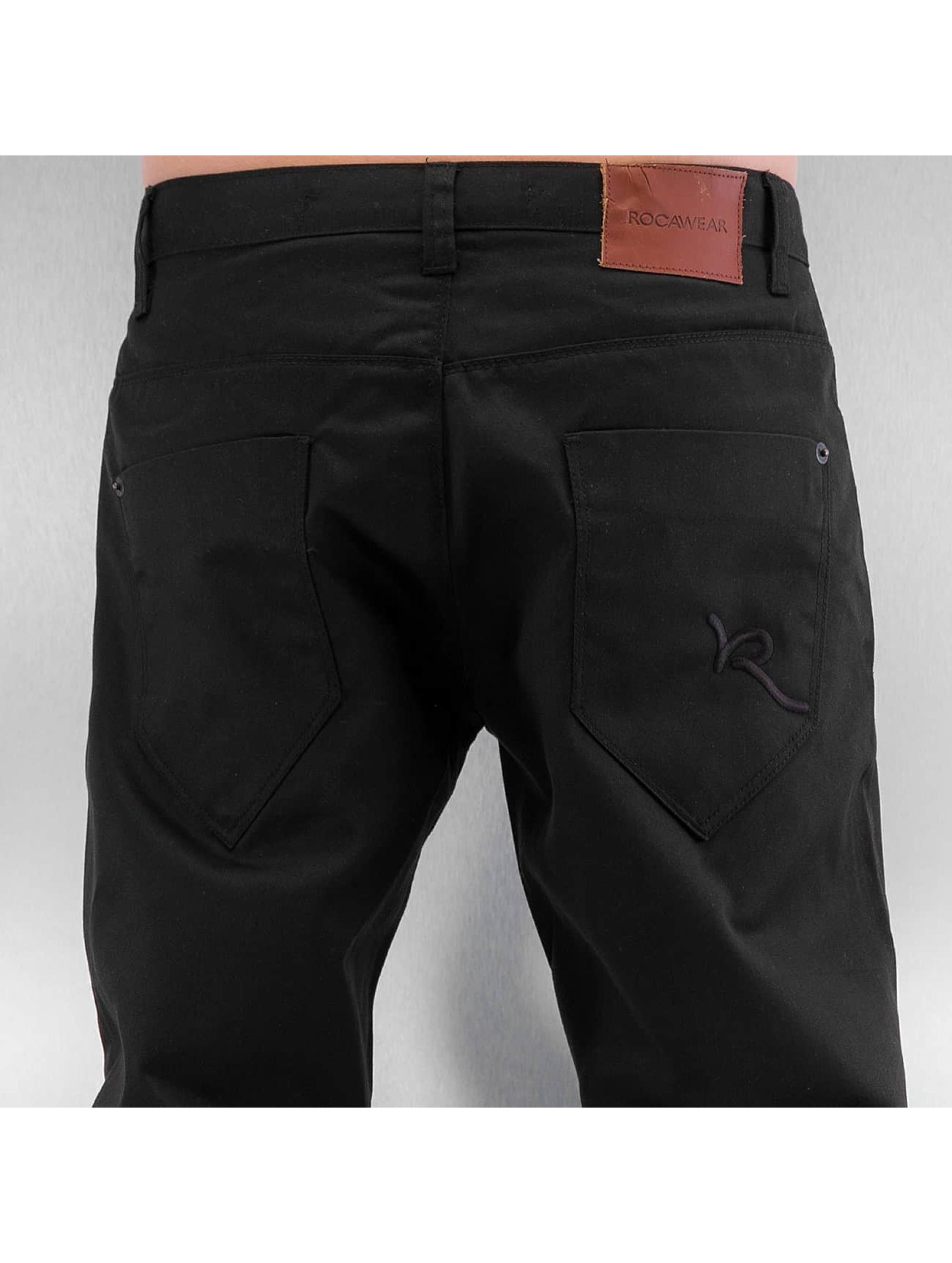 Rocawear Chino Loose schwarz